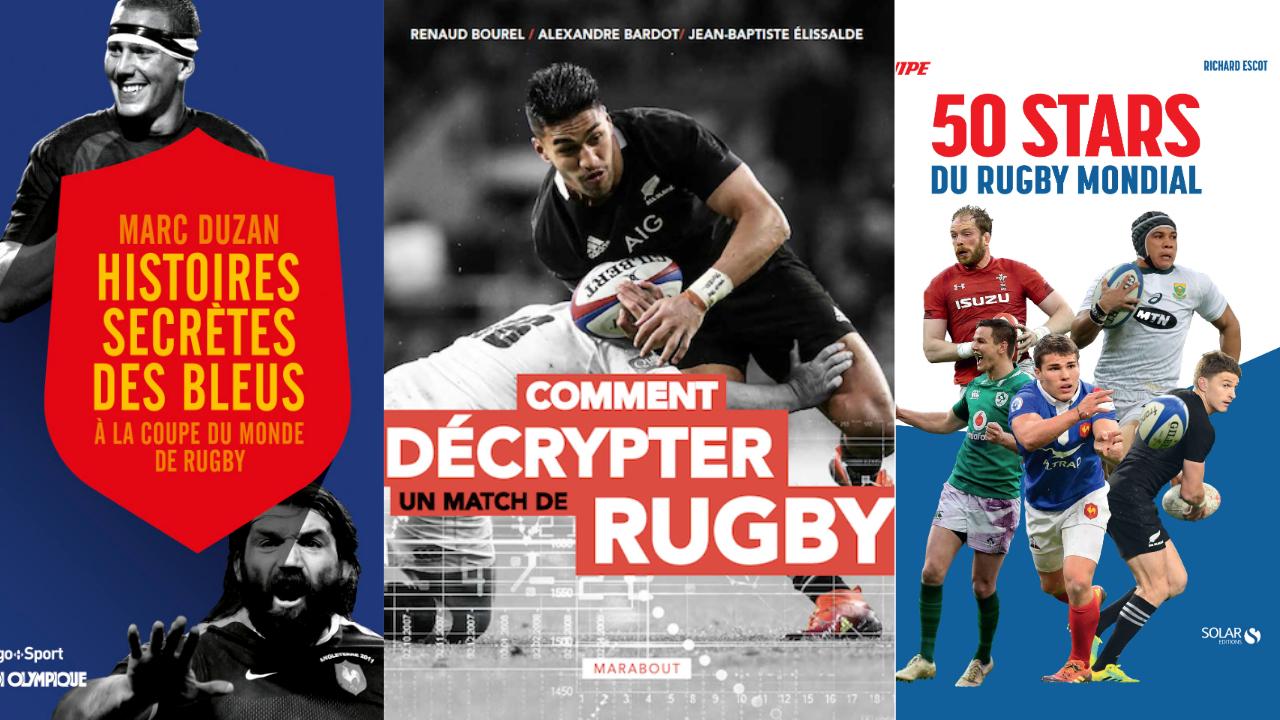 Rugby - Coupe du monde 2019 - Notre bibliothèque pour la Coupe du monde de rugby