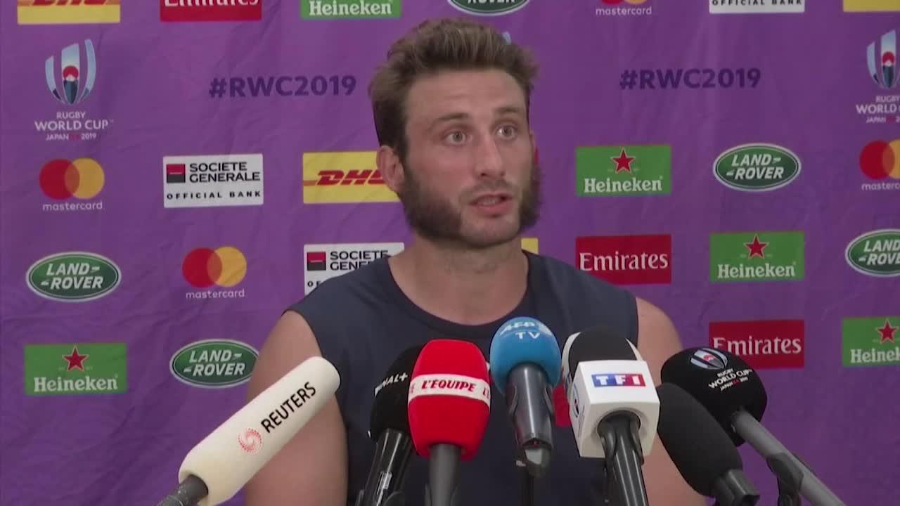 Rugby - Coupe du monde 2019 - Quand le XV de France évoque la disparition de Jacques Chirac