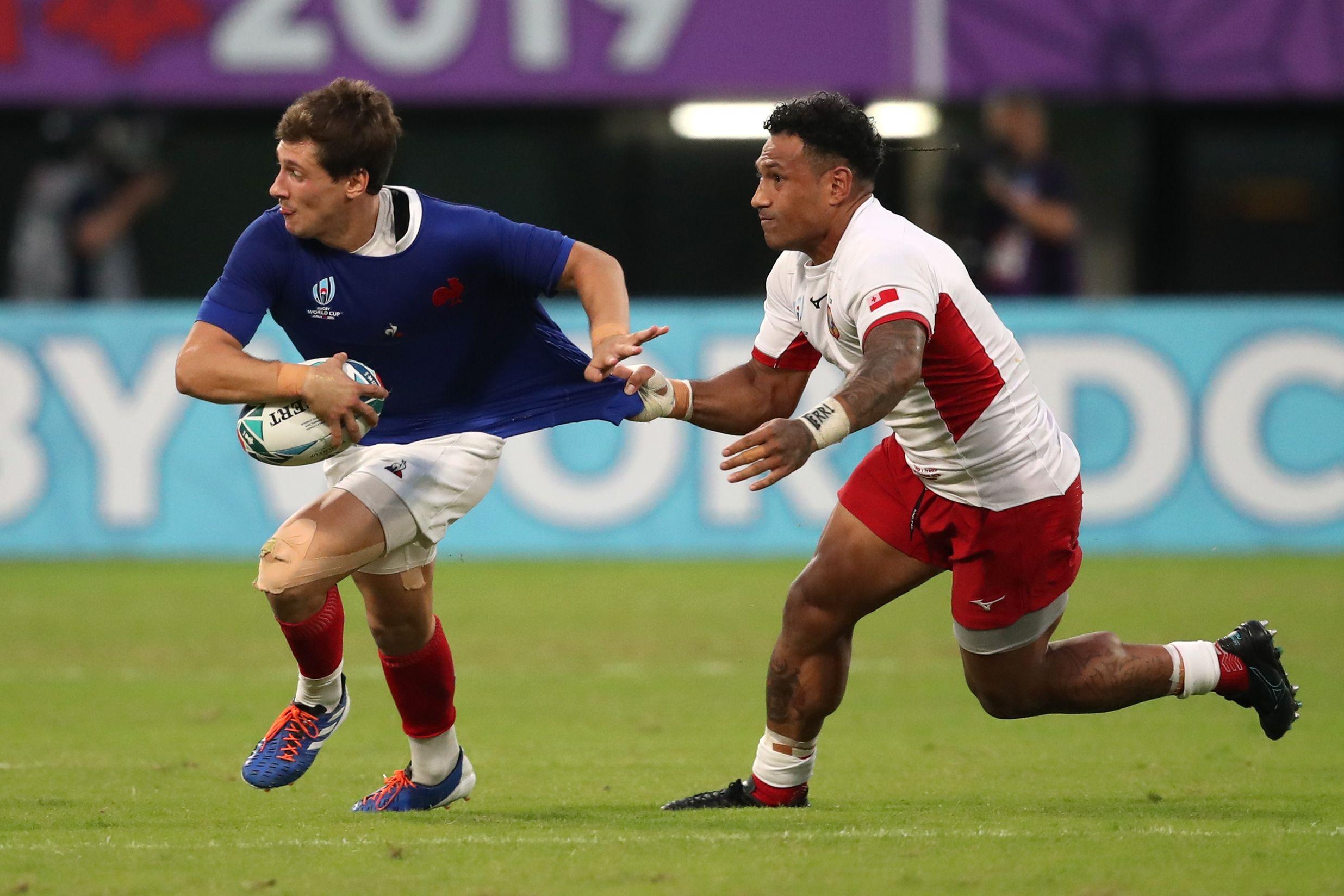 Rugby - Coupe du monde 2019 - Serin (XV de France) : «Il y a beaucoup plus de joie de vivre ensemble qu'avant»