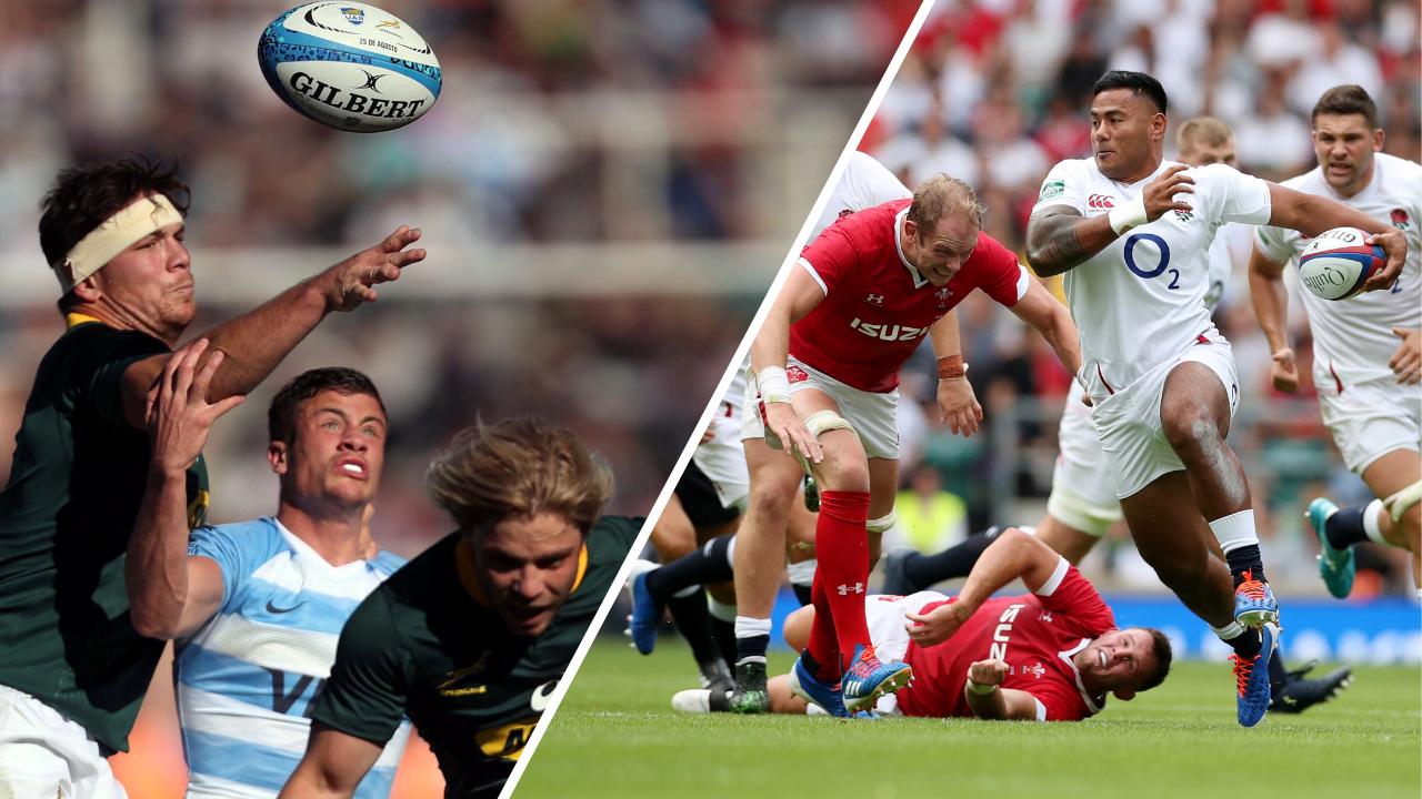 Rugby - Coupe du monde 2019 - Test-Matchs: présentation des trois test-matchs de la journée