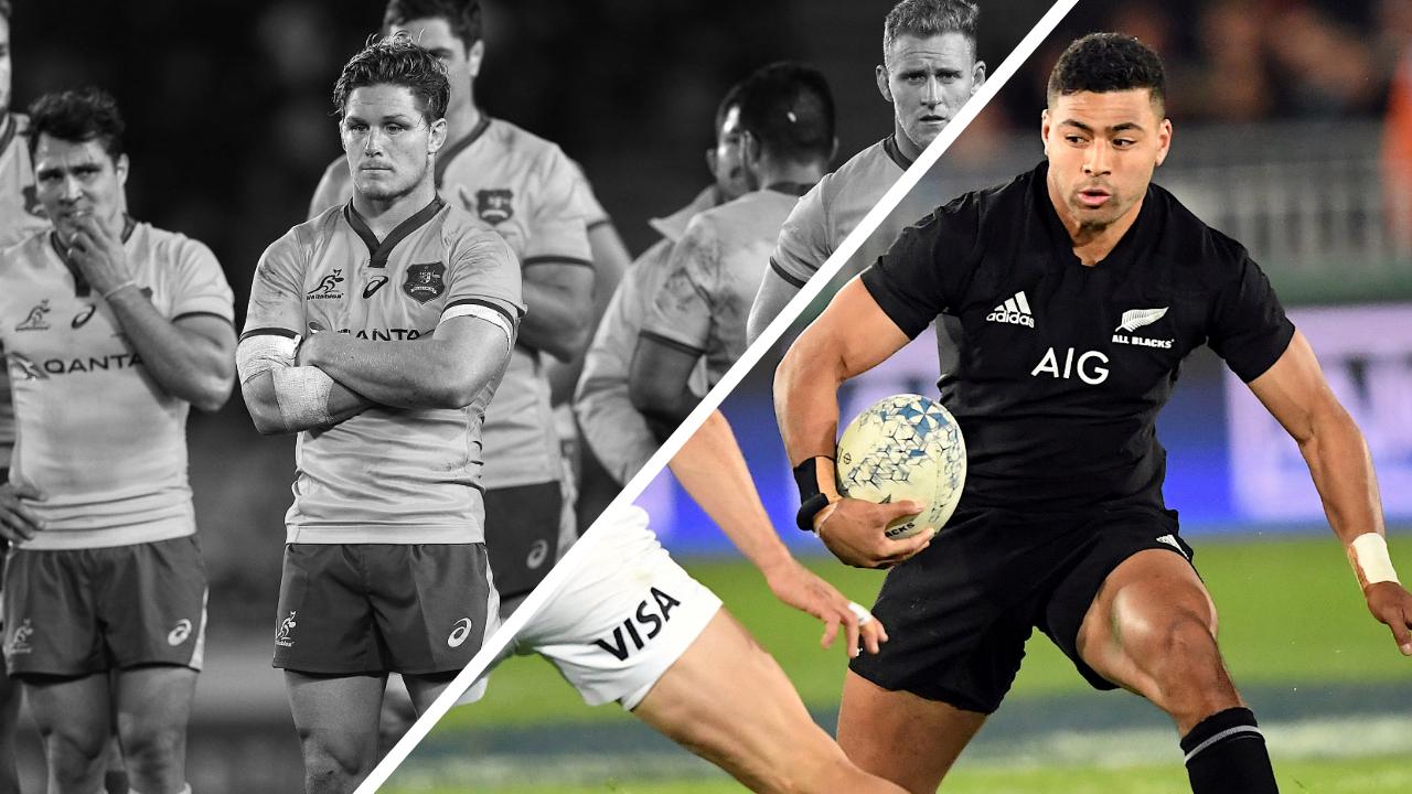 Rugby - Coupe du monde 2019 - Tops-Flops Nouvelle-Zélande-Australie : Mo'unga parfait gestionnaire, Lealiifano dans le dur