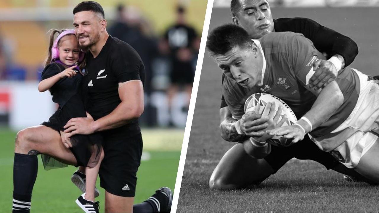 Rugby - Coupe du monde 2019 - Tops/Flops Nouvelle-Zélande - Galles : S.B. Williams réussit ses adieux, Adams n'aura pas suffi