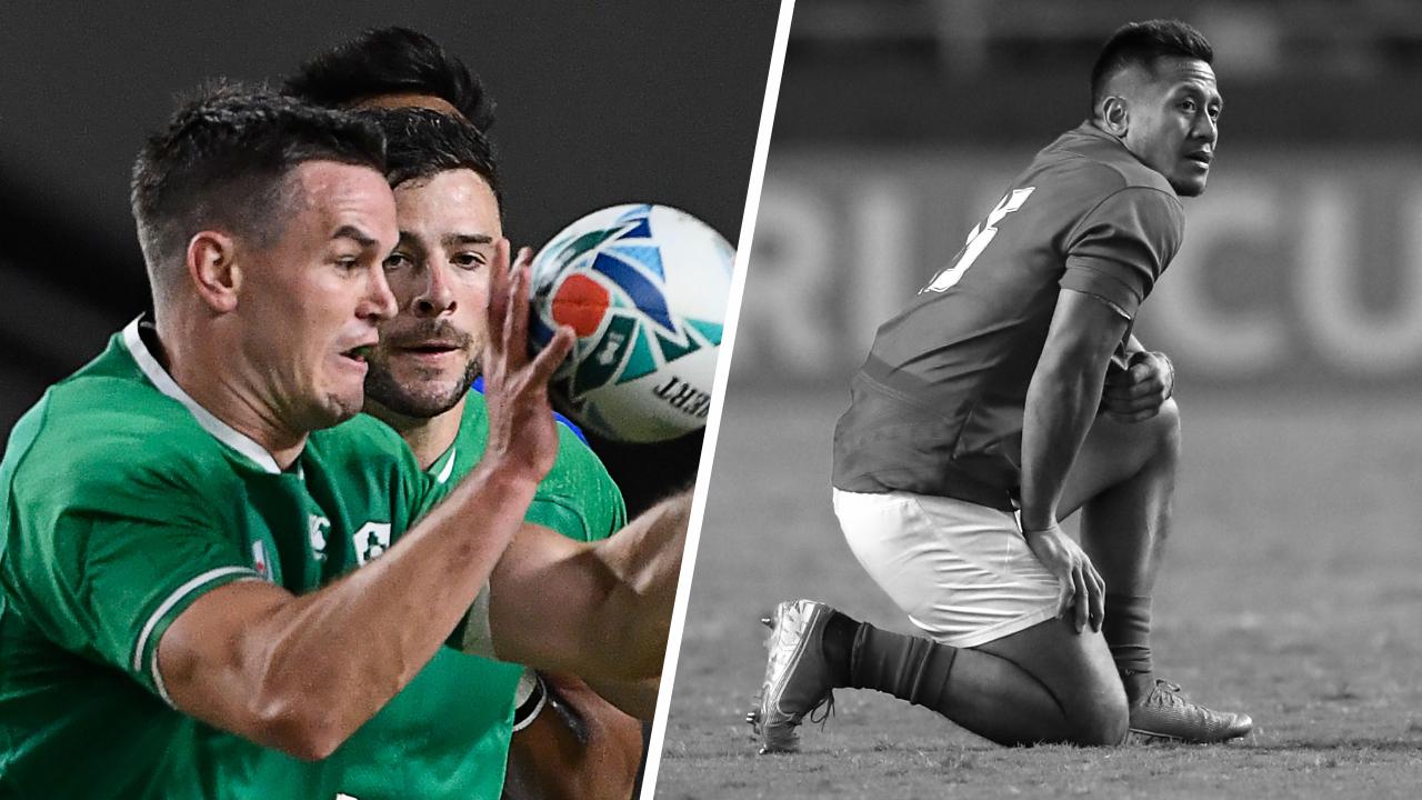 Rugby - Coupe du monde 2019 - Tops/Flops Irlande-Samoa : une charnière millimétrée, des fautes à la pelle