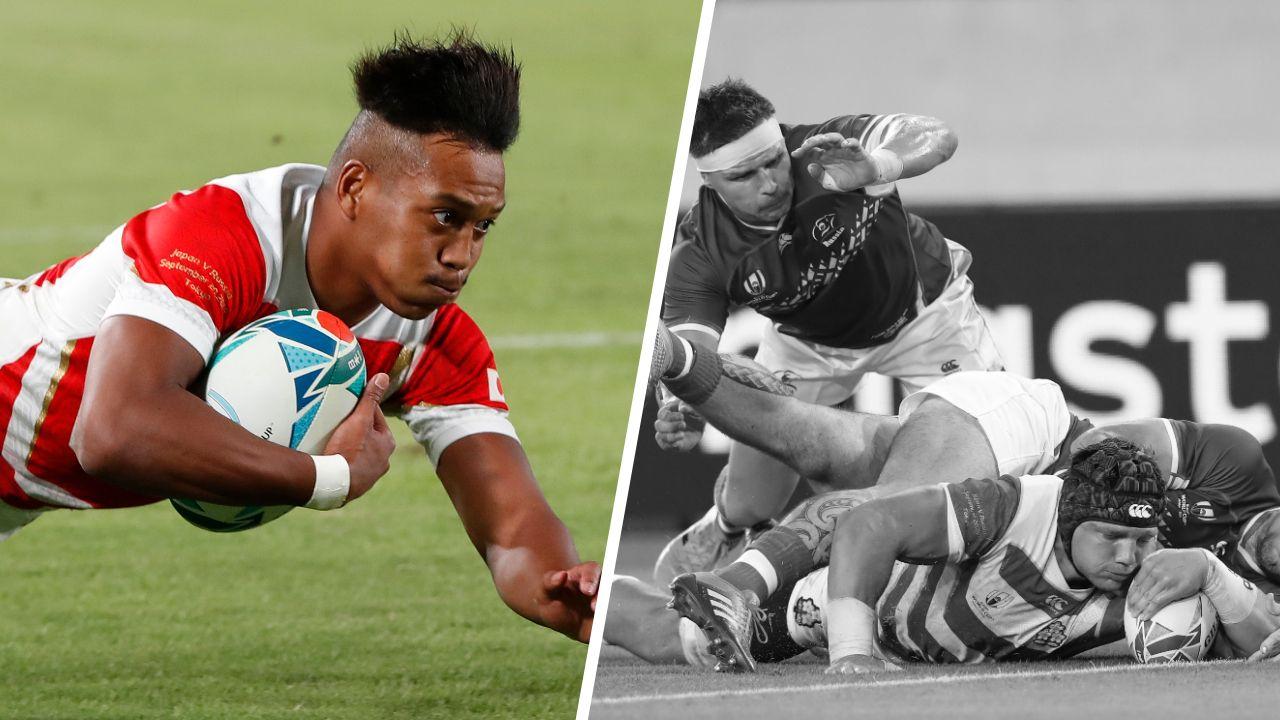 Rugby - Coupe du monde 2019 - Tops/flops Japon-Russie: Matsushima superstar, des Ours qui tirent la langue
