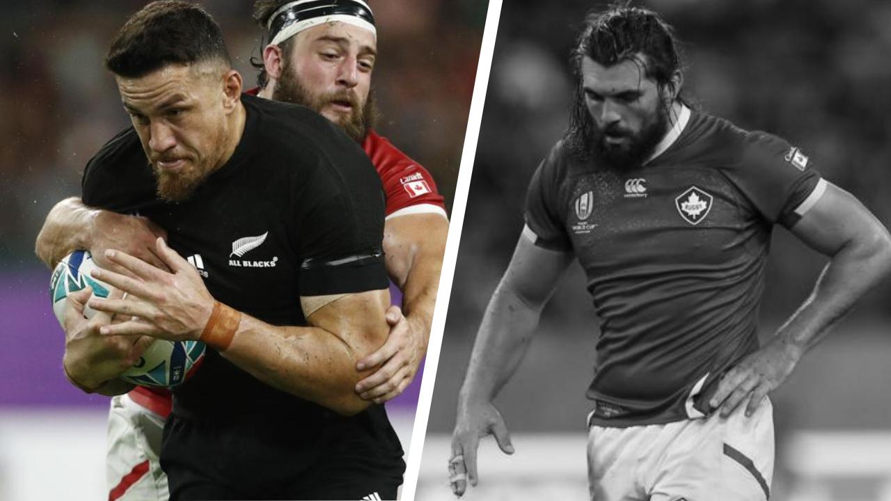 Rugby - Coupe du monde 2019 - Tops/flops Nouvelle-Zélande-Canada : S.B. Williams brillant, le Canada n'a pas vu le jour