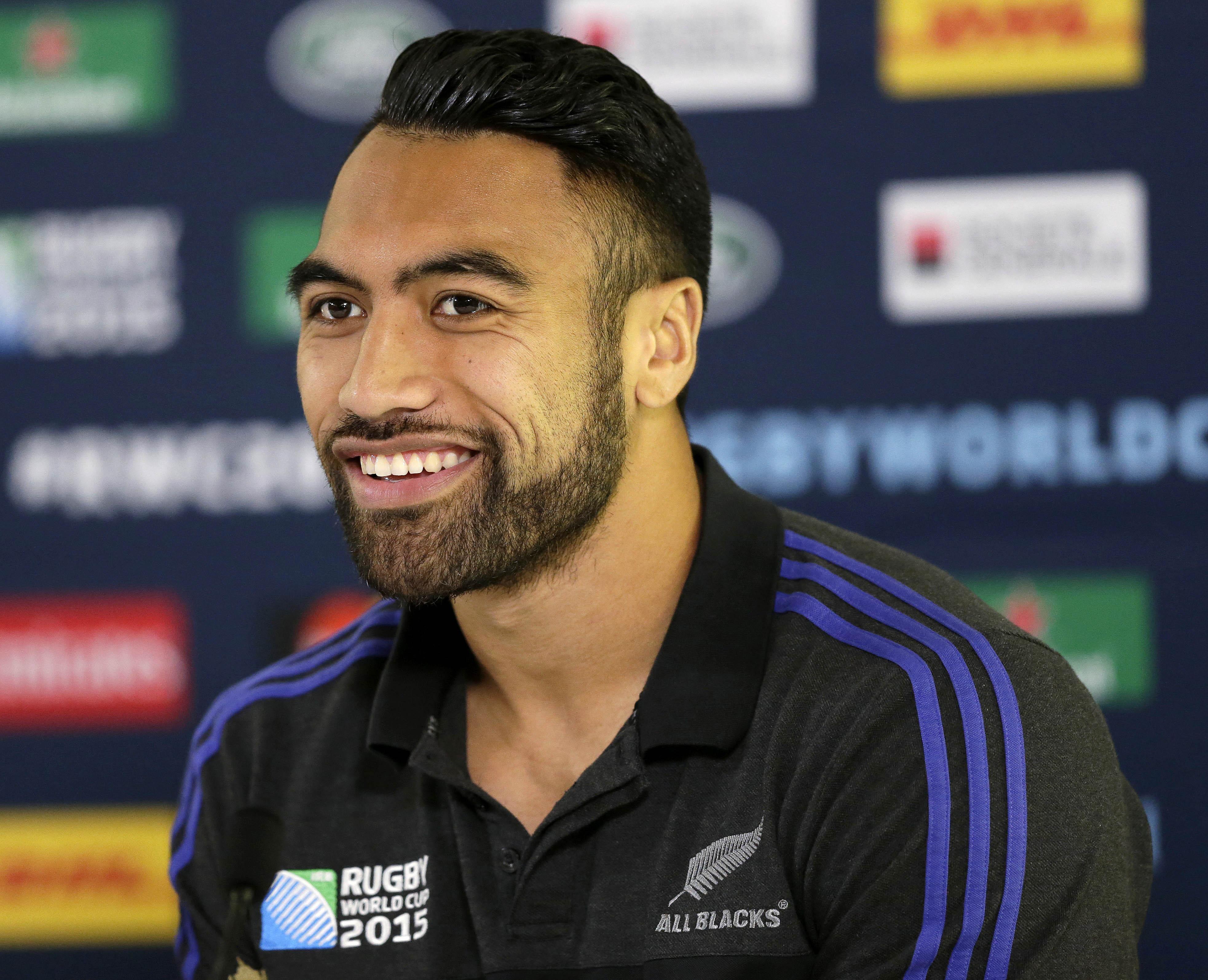 Rugby - Coupe du monde 2019 - Victor Vito : «Dans le rugby, il faut prendre des risques»