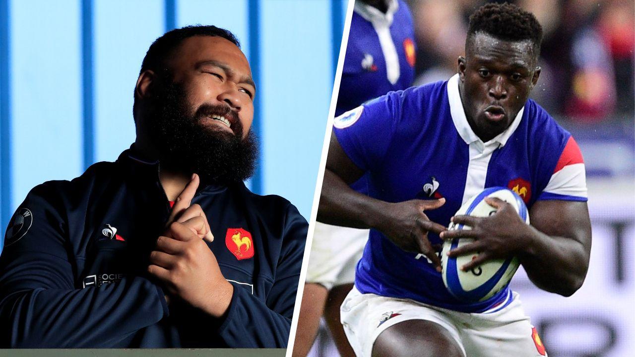 Rugby - Coupe du monde 2019 - XV de France : Atonio puis Gomes Sa convoqués, l'incroyable raté de la FFR