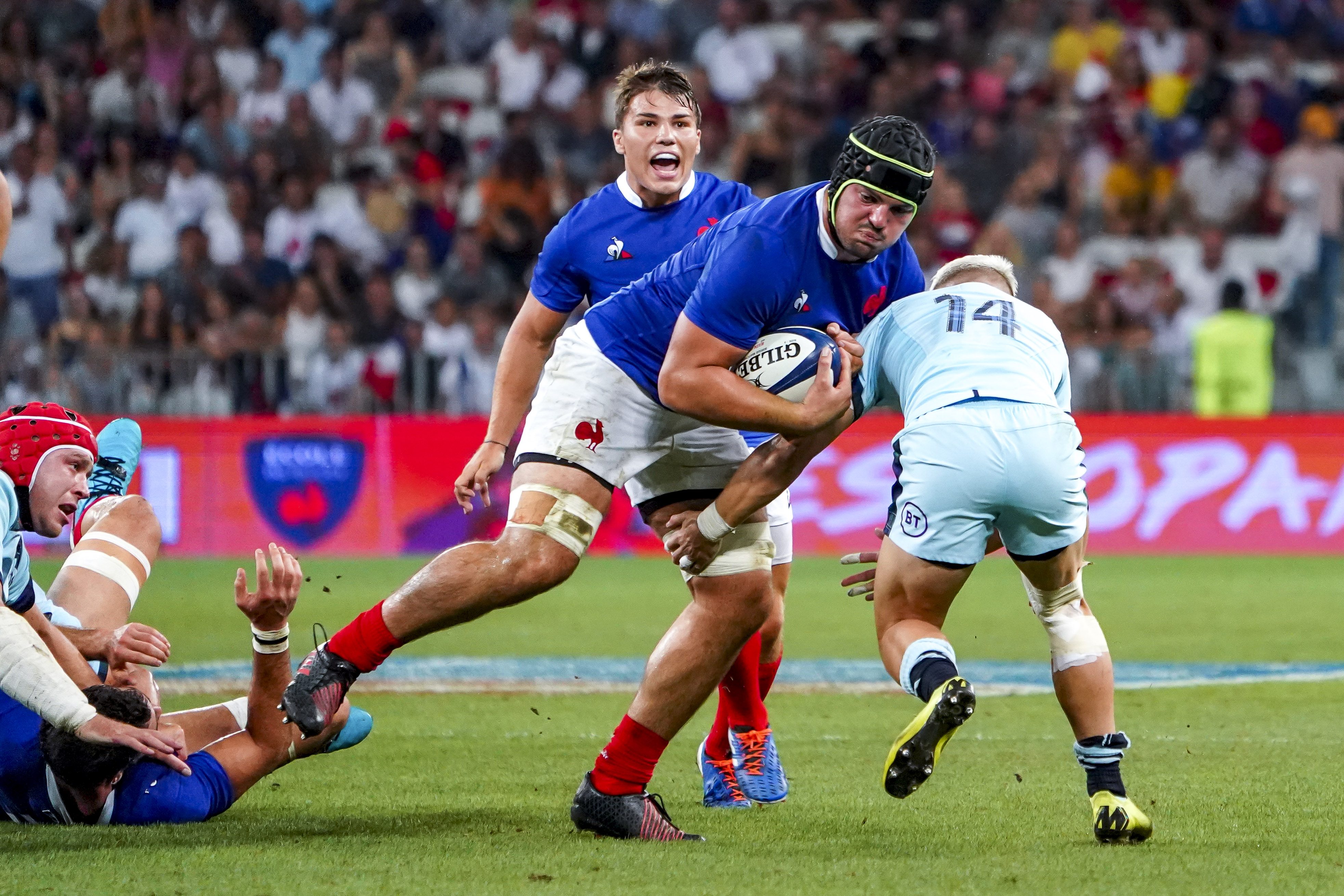 Rugby - Coupe du monde 2019 - XV de France: Grégory Alldritt, l'ascension express