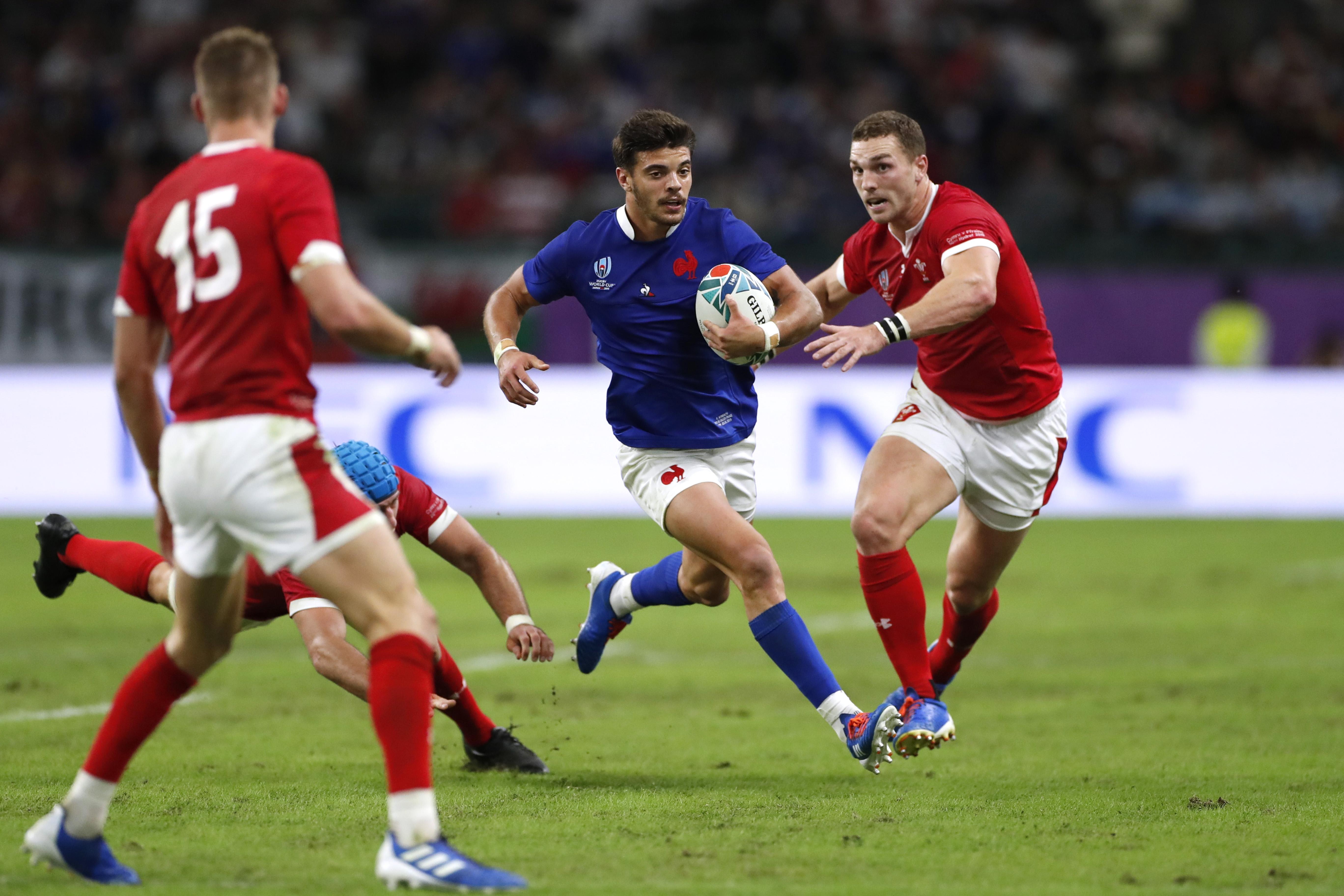 Rugby - Coupe du monde 2019 - XV de France : la jeunesse au pouvoir