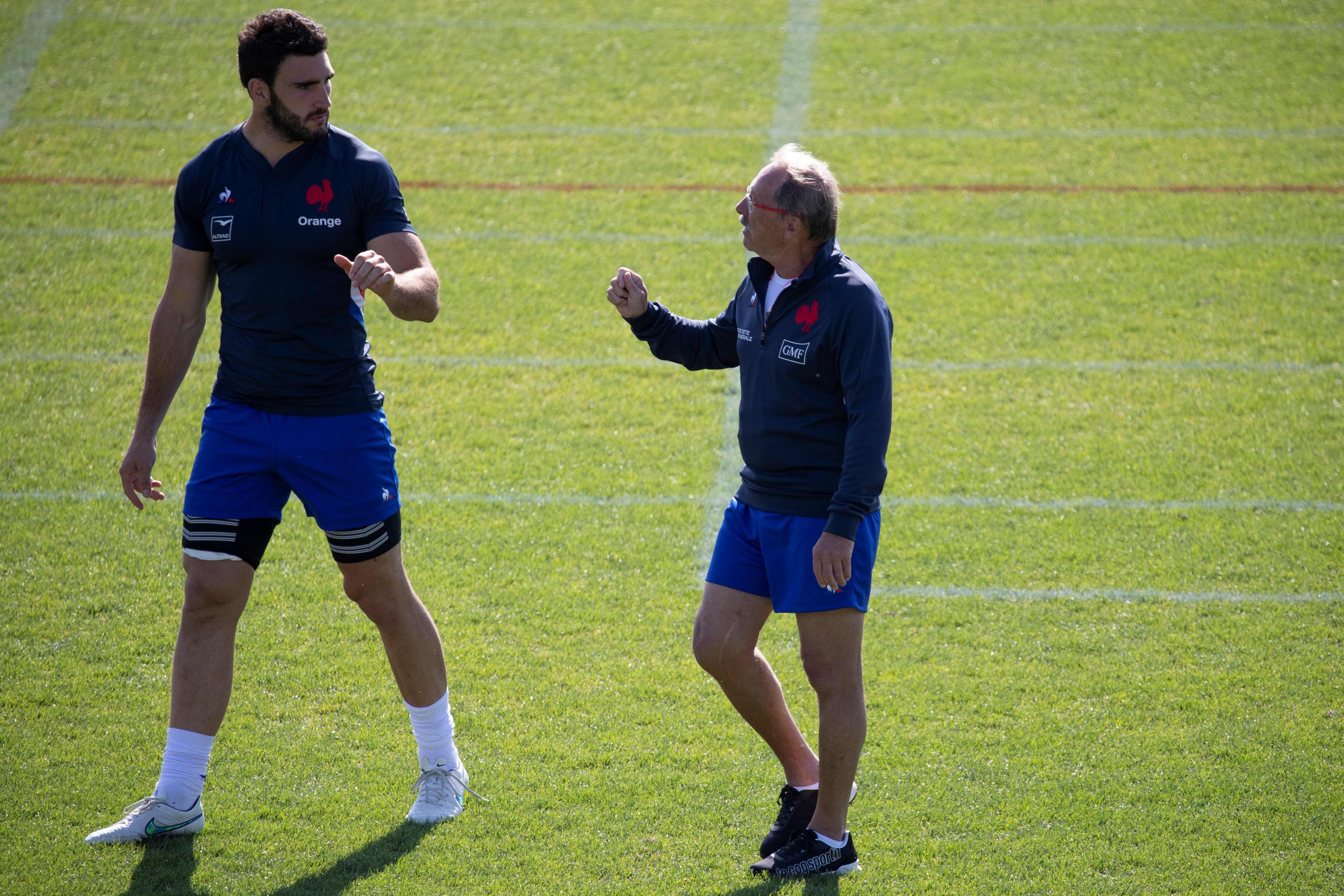 Rugby - Coupe du monde 2019 - XV de France : Les réservistes, une chance au grattage