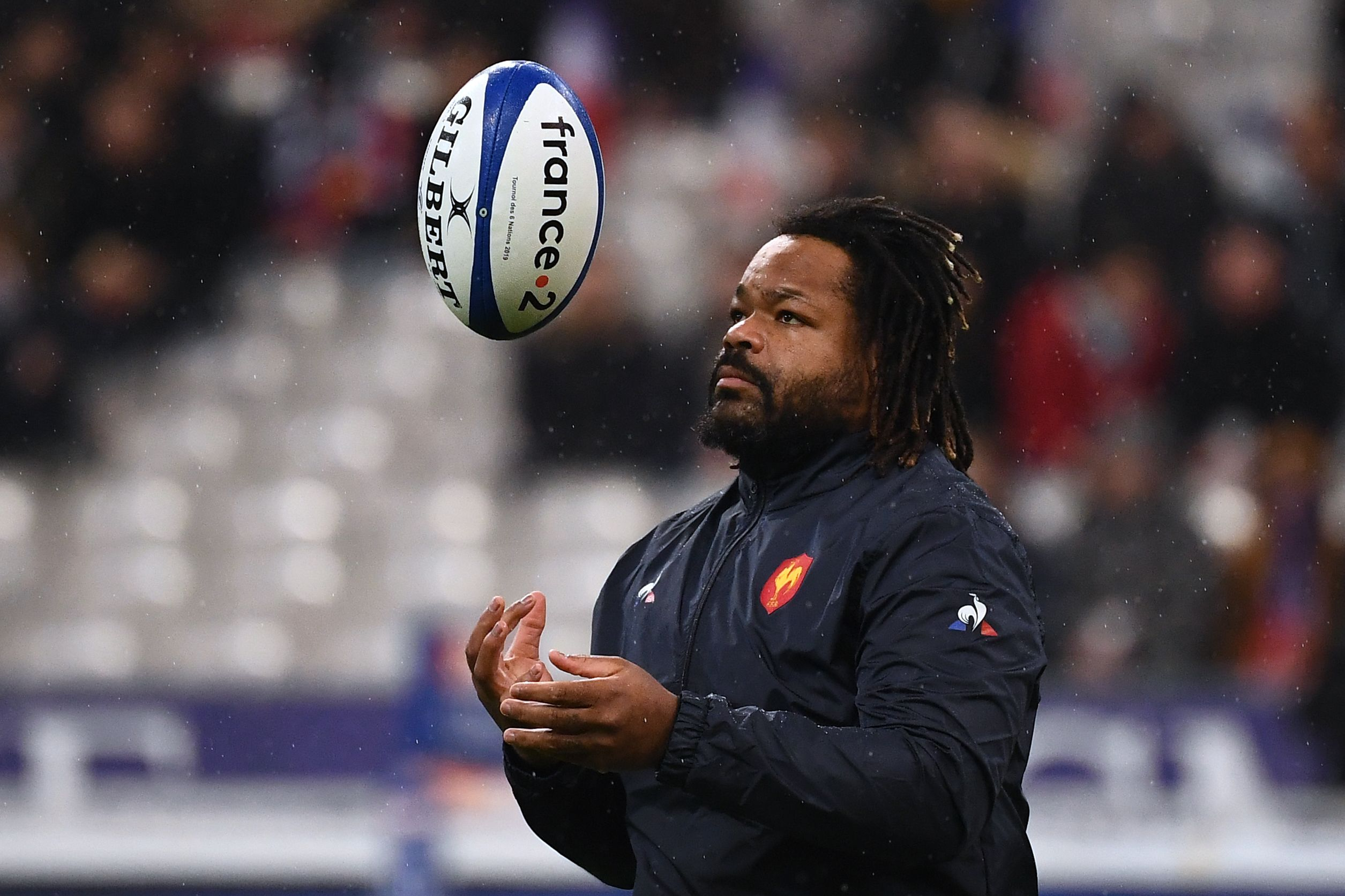 Rugby - Coupe du monde 2019 - XV de France : non retenu pour le Mondial, Bastareaud «tourne la page bleue»