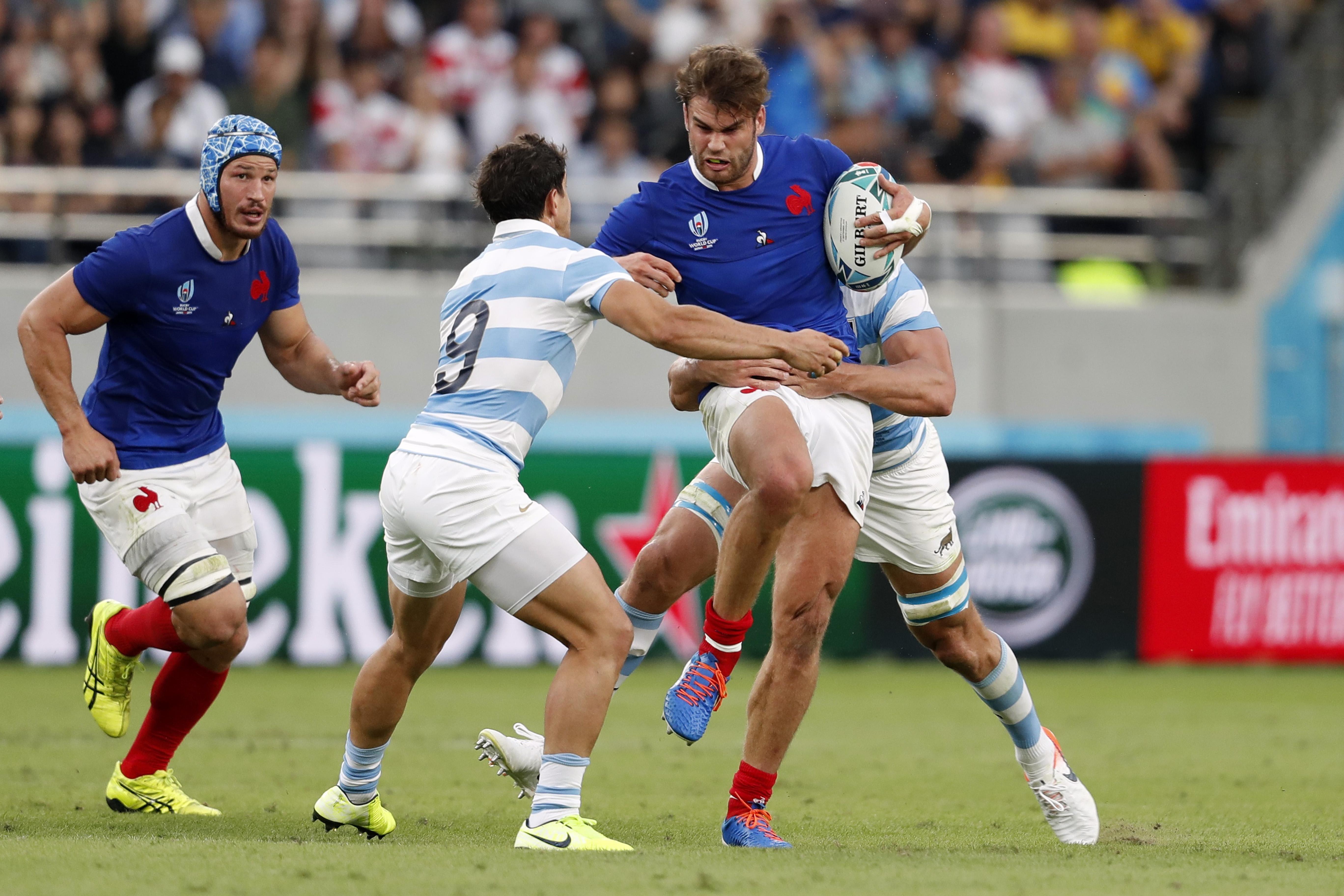 Rugby - Coupe du monde 2019 - XV de France : Penaud et Dupont titulaires face au pays de Galles