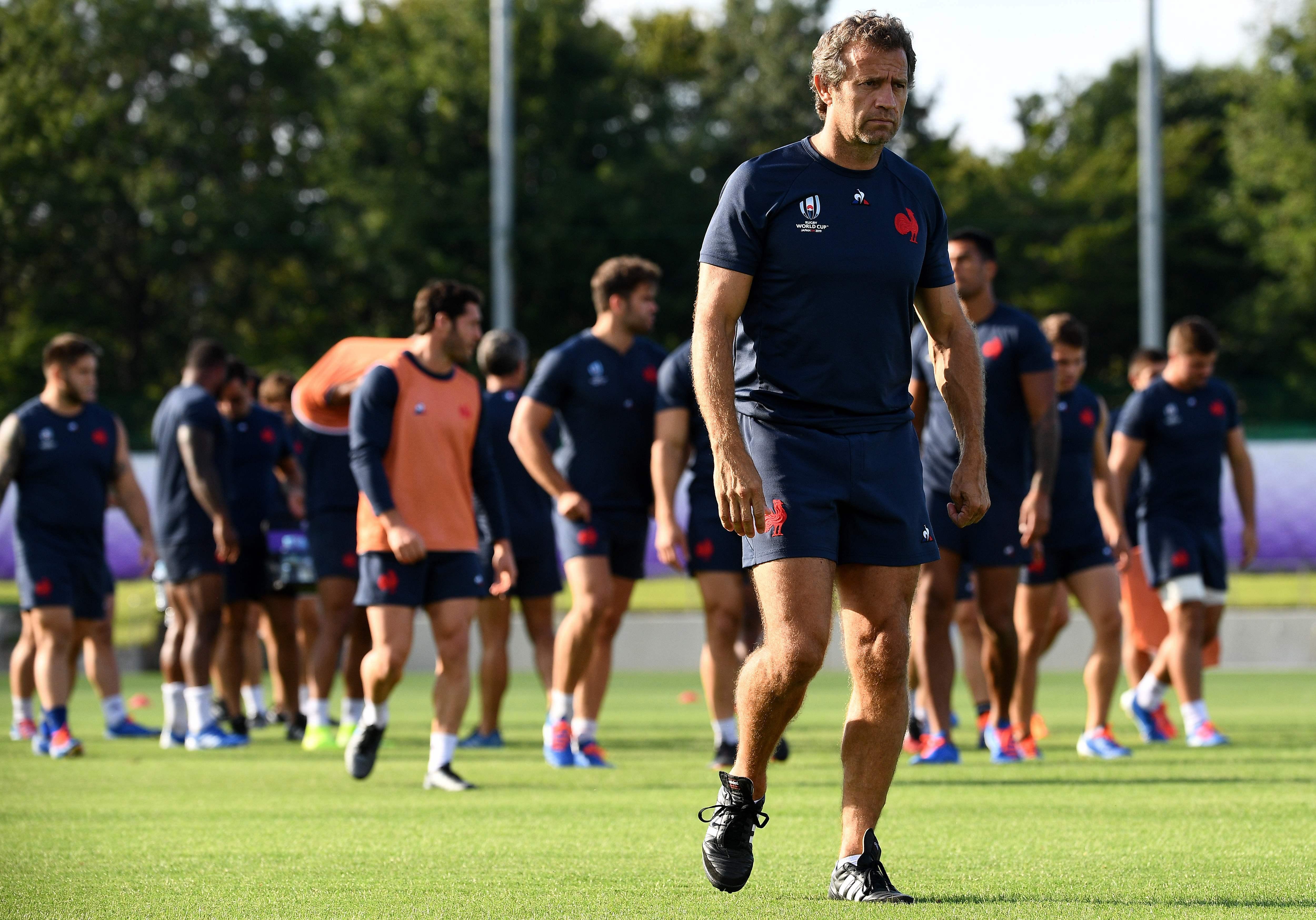 Rugby - Coupe du monde 2019 - XV de France : récupération, traditions japonaises et alerte au typhon