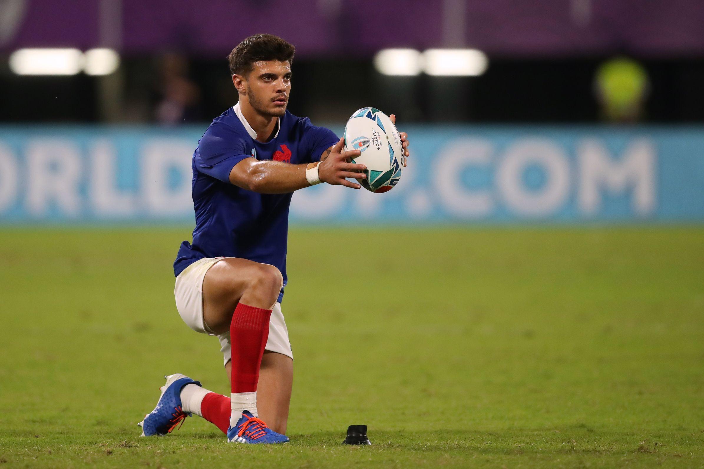 Rugby - Coupe du monde 2019 - XV de France : Romain Ntamack déjà joueur préféré des Français