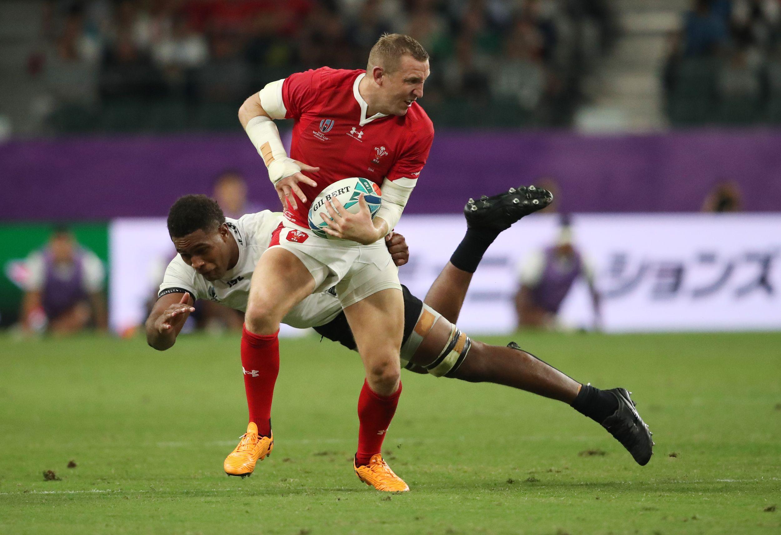 Rugby - Coupe du monde 2019 - XV de France : si loin, si proche du pays de Galles