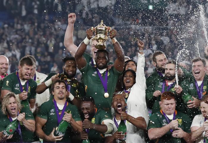 Rugby - Coupe du monde 2019 - Angleterre - Afrique du Sud : Revivez le sacre des Springboks en vidéo