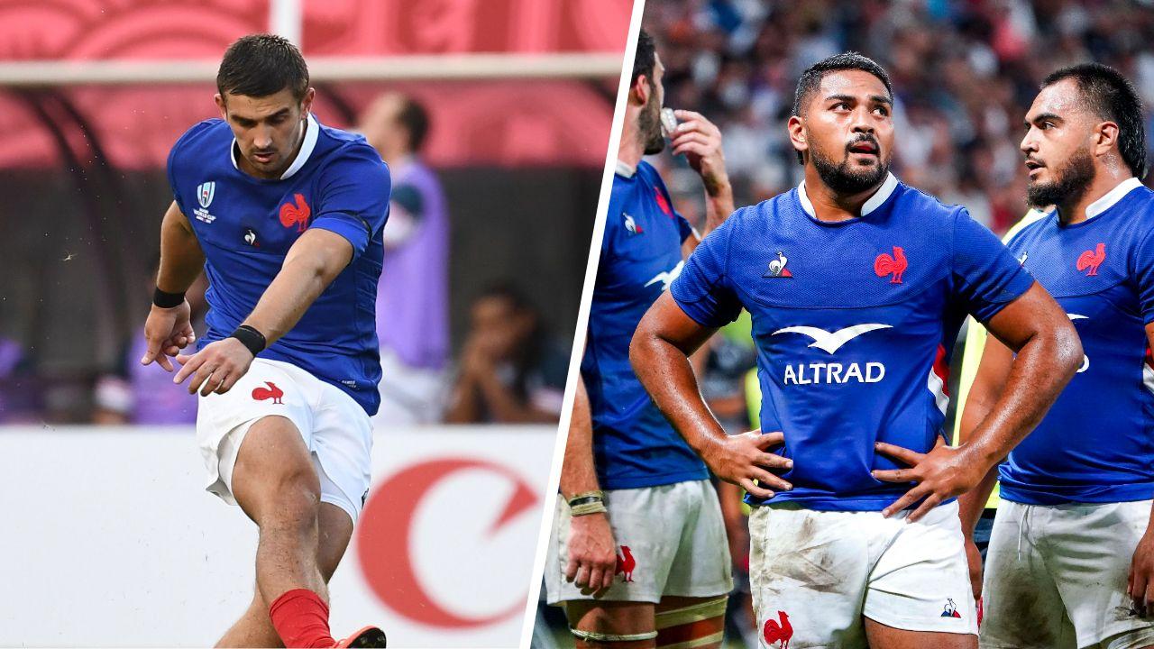 Rugby - Coupe du monde 2019 - XV de France : Ramos et Mauvaka forfaits, Rattez et Tolofua appelés