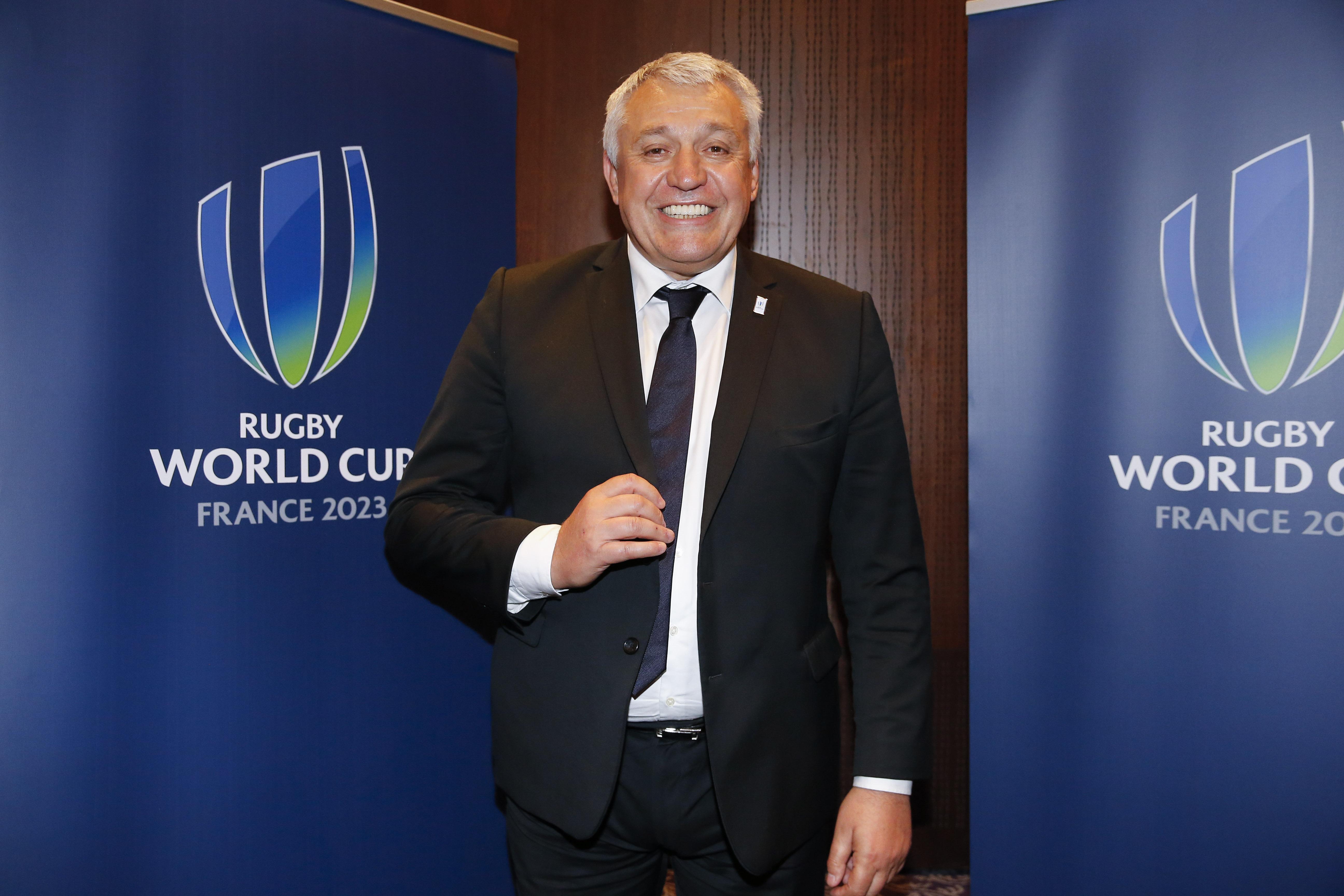 Rugby - Coupe du monde 2023 -  France 2023 : les demi-finales auront lieu au Stade de France