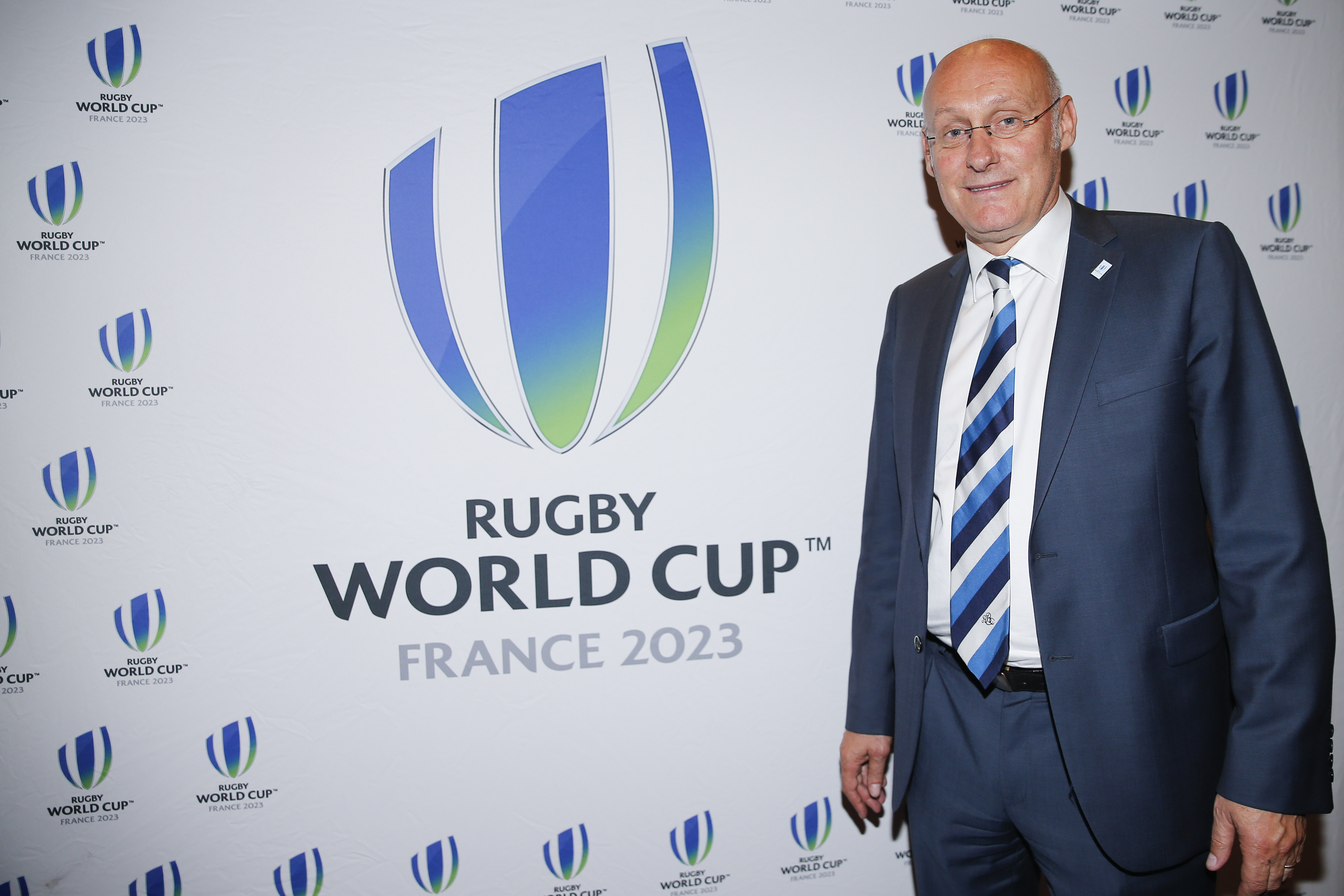 Rugby - Coupe du monde 2023 - Rugby : France 2023 dévoile son logo