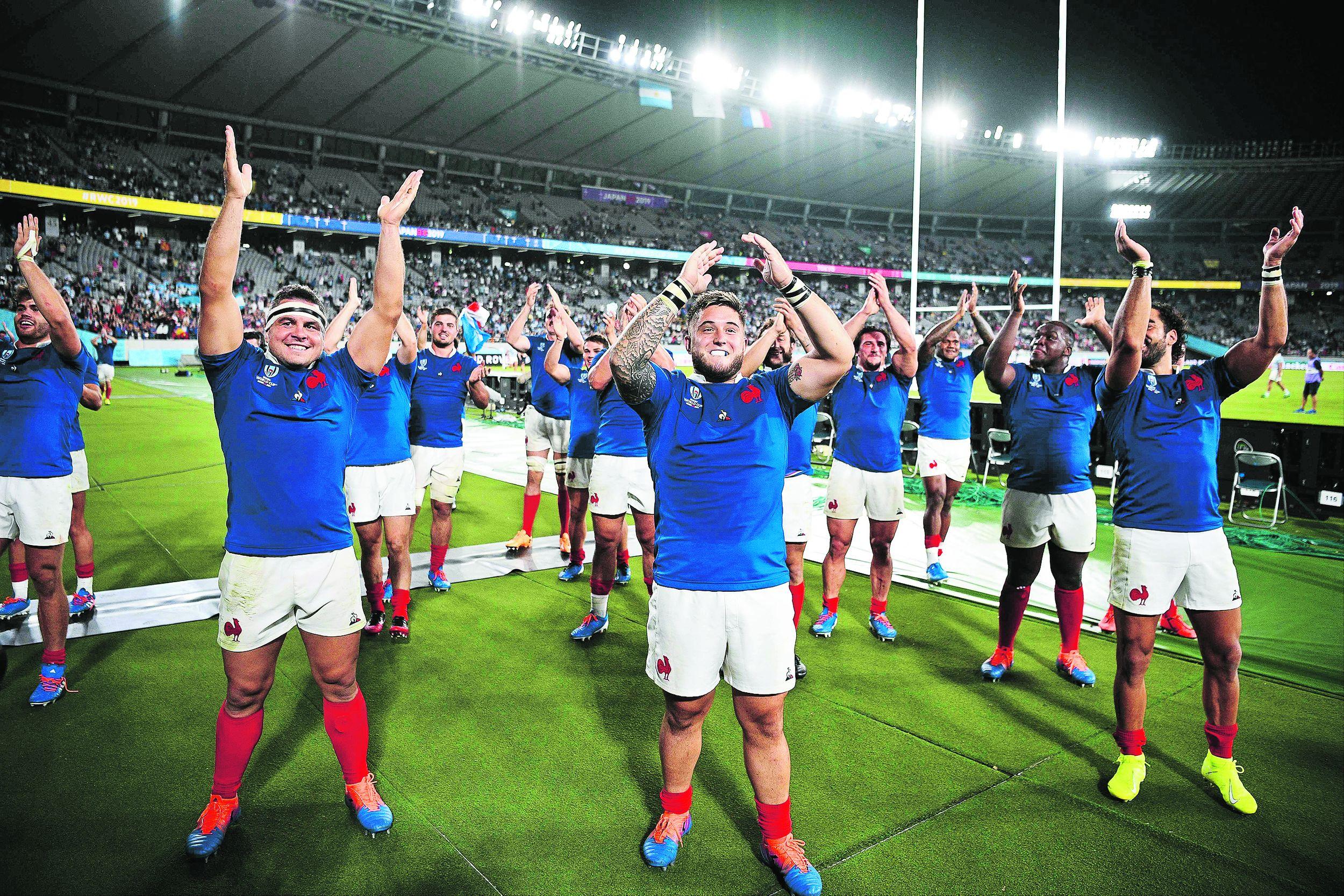 Rugby - Coupe du monde 2019 - XV de France : entre promesses et inquiétudes