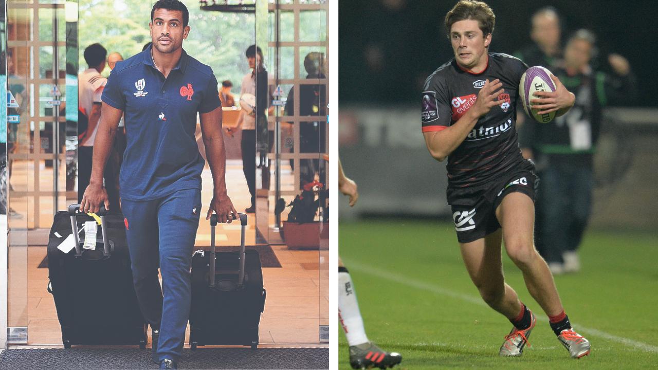 Rugby - Coupe du monde 2023 - XV de France: Fofana remplacé par Barassi, le bricolage continue