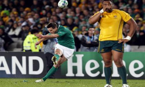 Héroïques ces Irlandais! - Coupe du monde 2011 - Rugby -