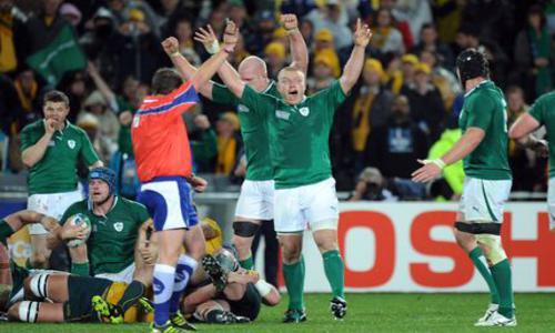 Le Mondial en un clin d'oeil - Coupe du monde 2011 - Rugby -