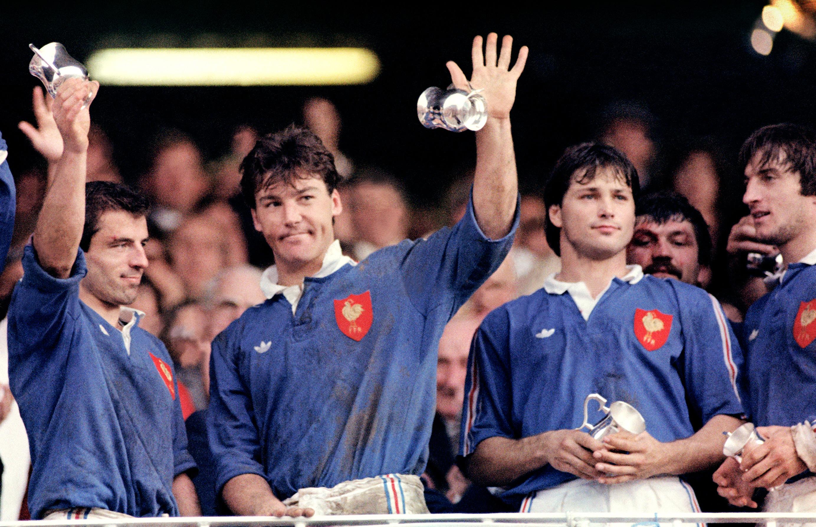 Finales 1987 1999 deux rendez vous manqu s avec l histoire xv de france coupe du monde - Finale coupe du monde rugby 1995 ...