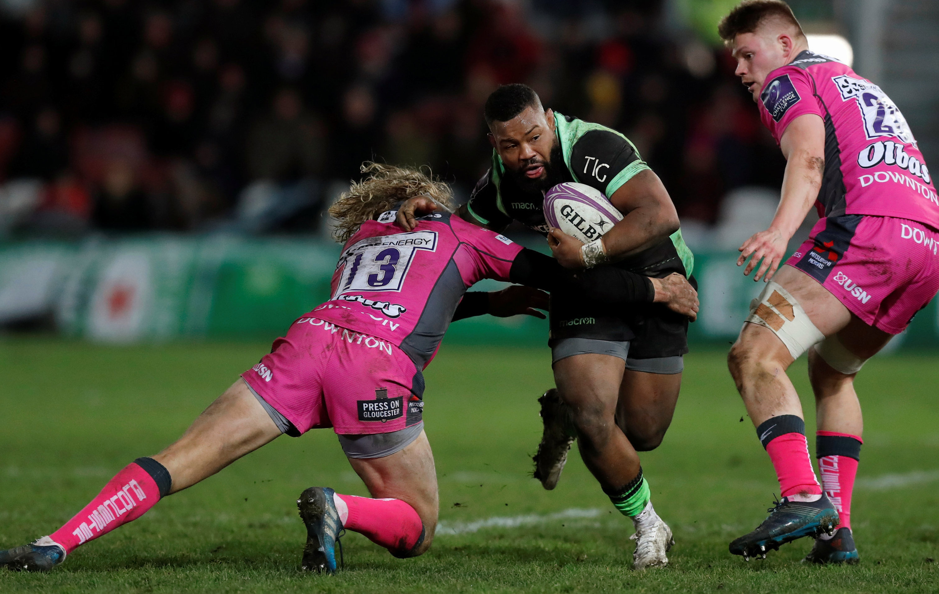 Rugby - Coupes d'Europe - Challenge Cup : «objectif finale» pour la Section Paloise