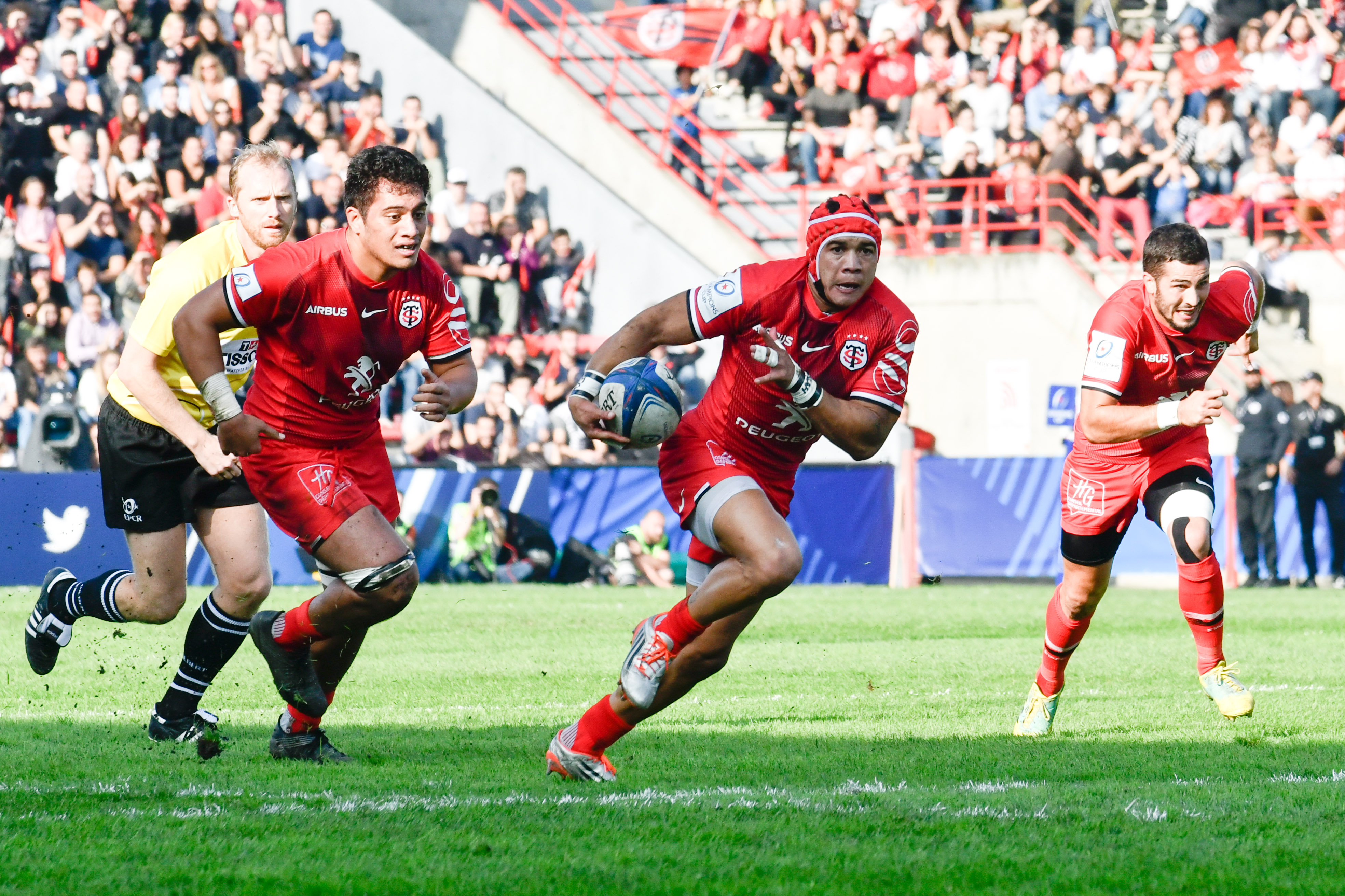 Rugby - Coupes d'Europe - Champions Cup : Bath-Toulouse ne sera pas rejoué
