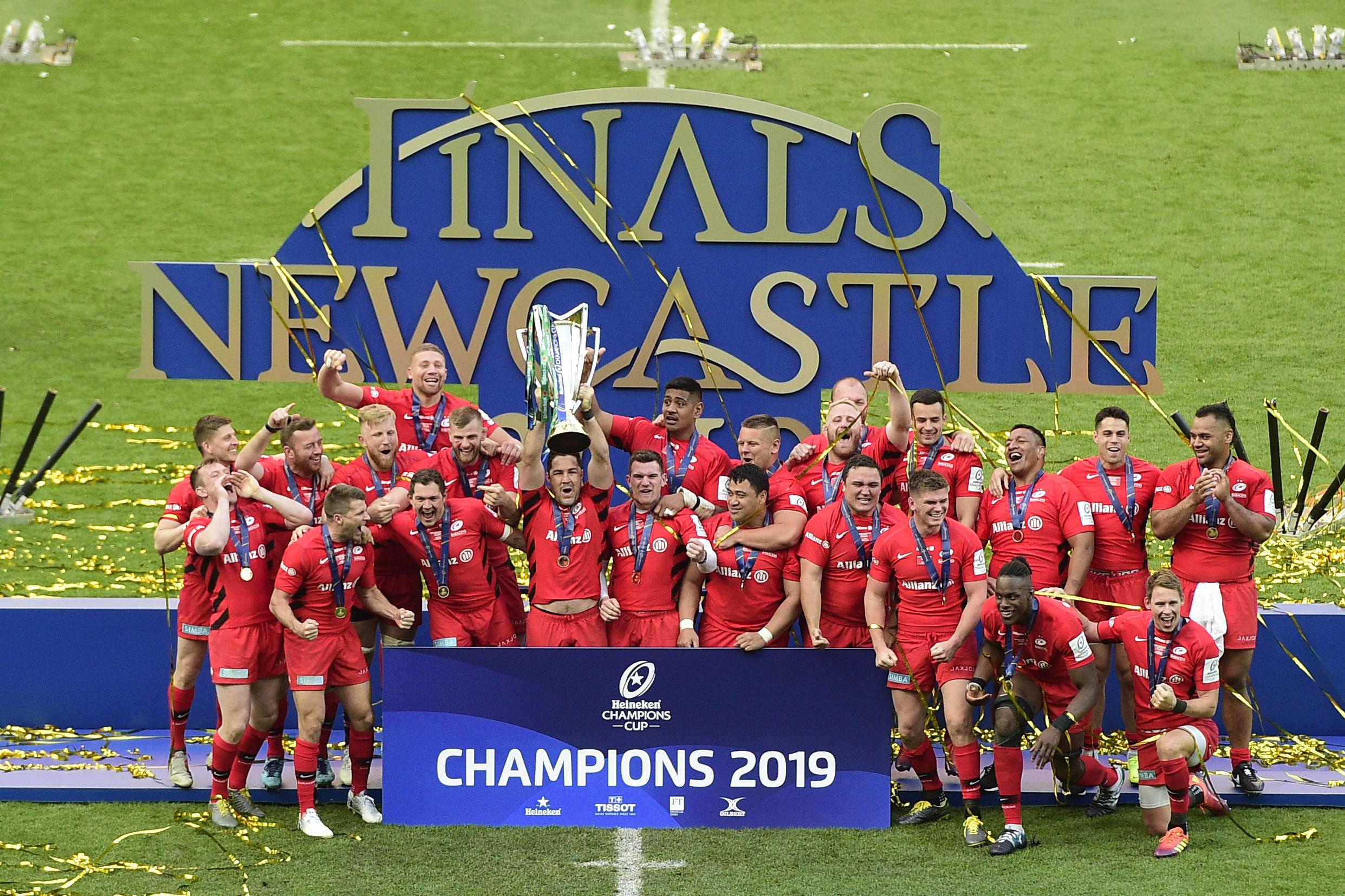 Rugby - Coupes d'Europe - Champions Cup : du lourd pour le Racing, revivez le tirage au sort