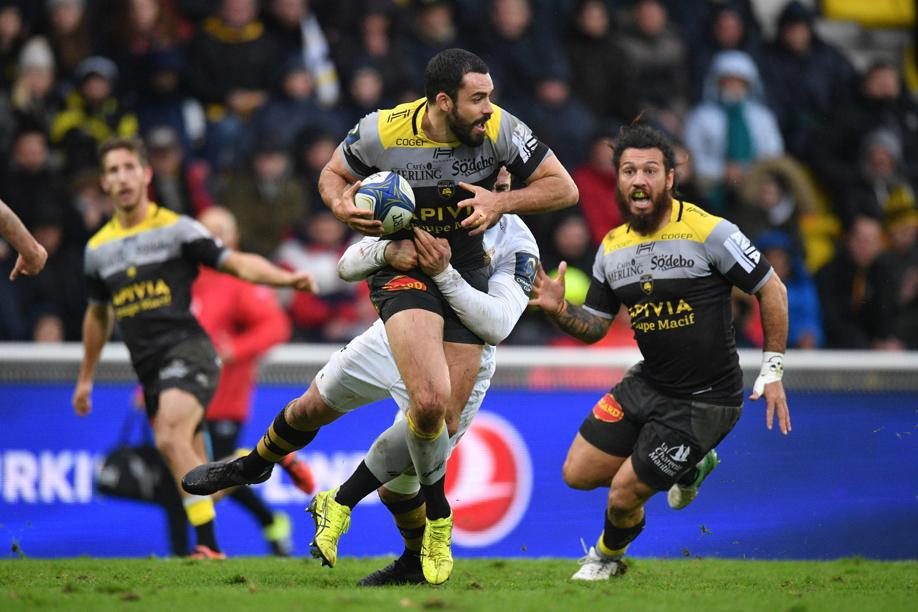 Rugby - Coupes d'Europe - Champions Cup : embellie française, zéro pointé anglais