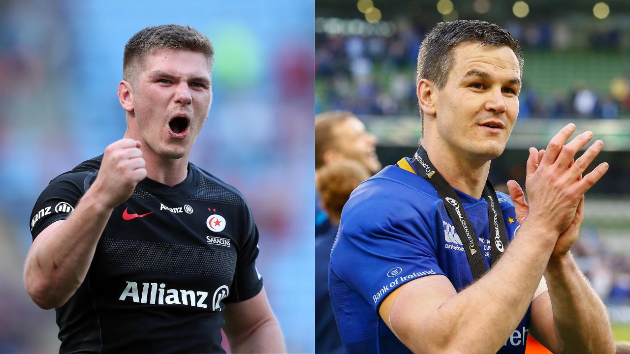 Rugby - Coupes d'Europe - Champions Cup : Farrell-Sexton, miroir miroir...