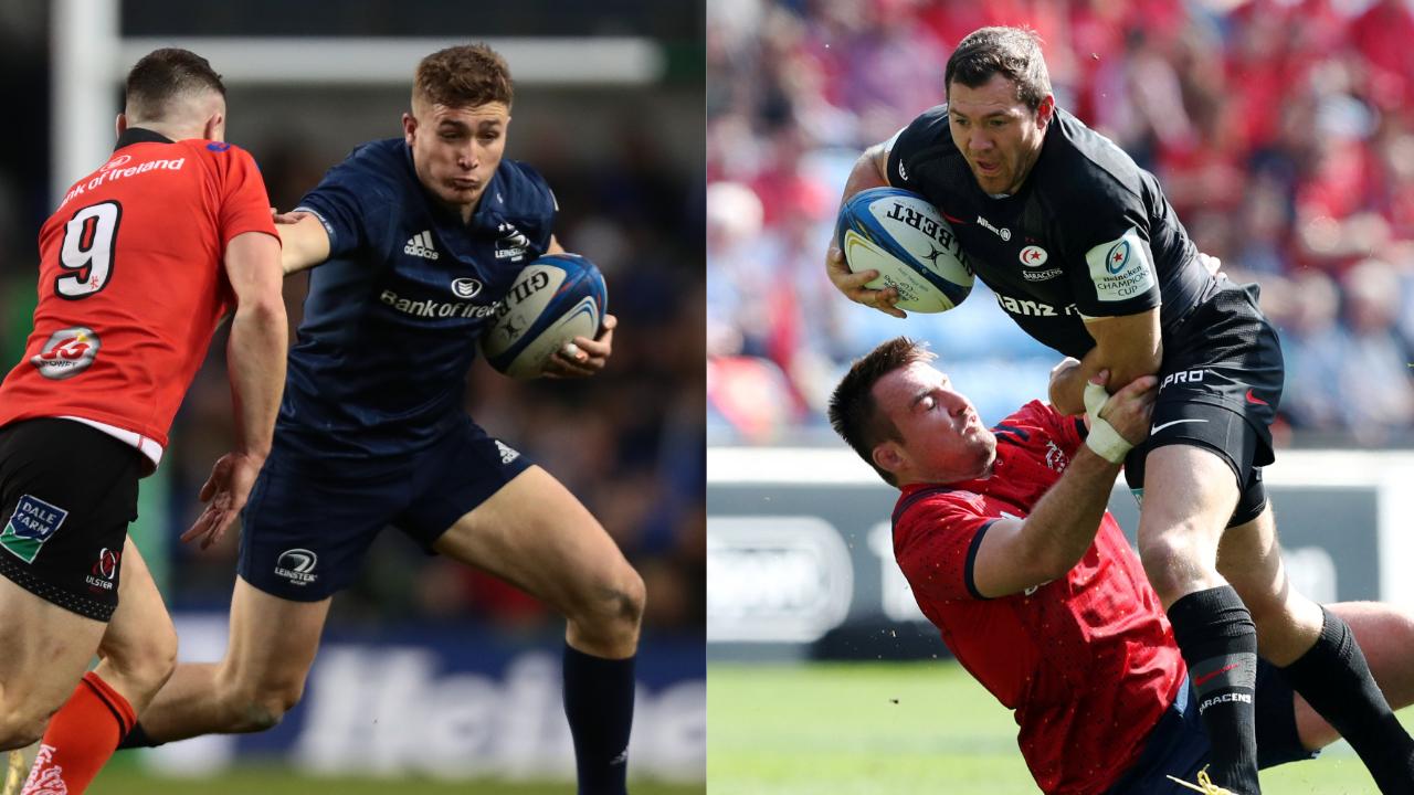Rugby - Coupes d'Europe - Champions Cup : la finale Leinster-Saracens en dix chiffres