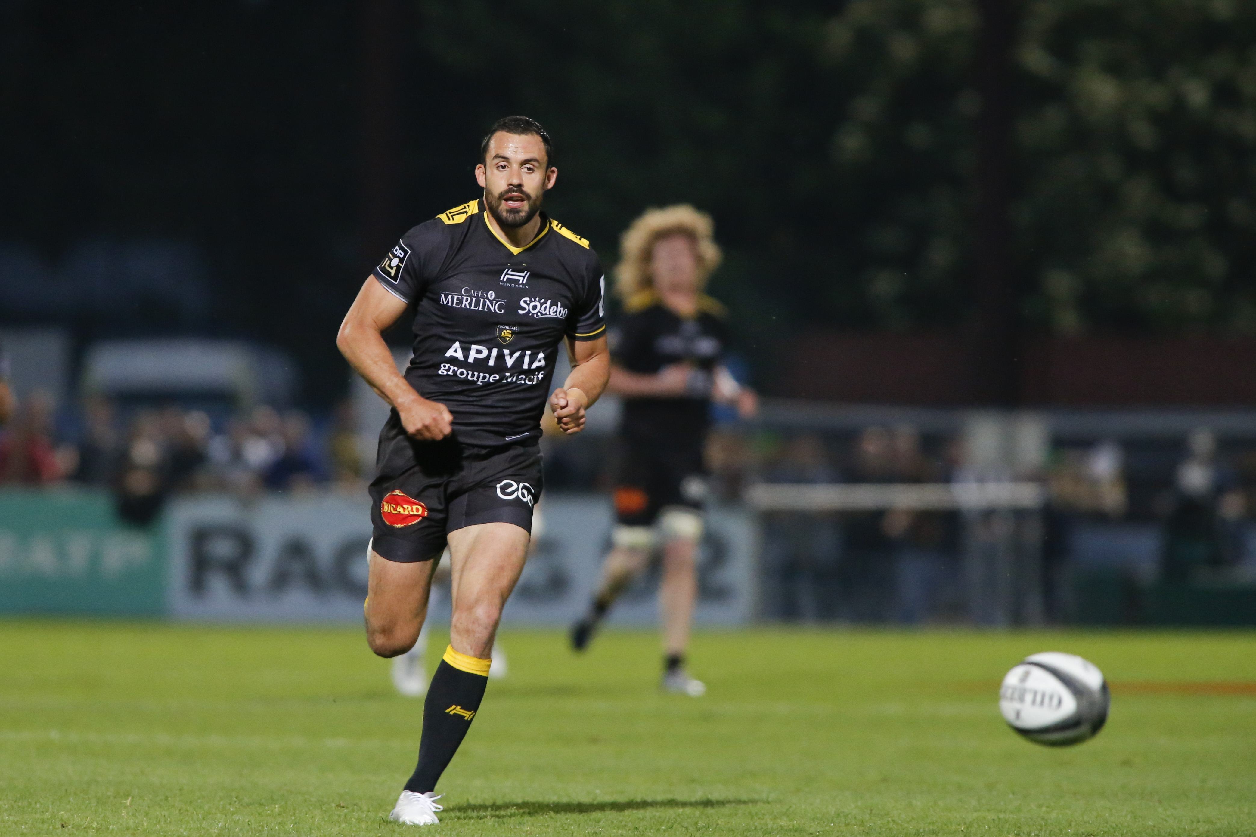 Rugby - Coupes d'Europe - Champions Cup : La Rochelle-Sale en direct