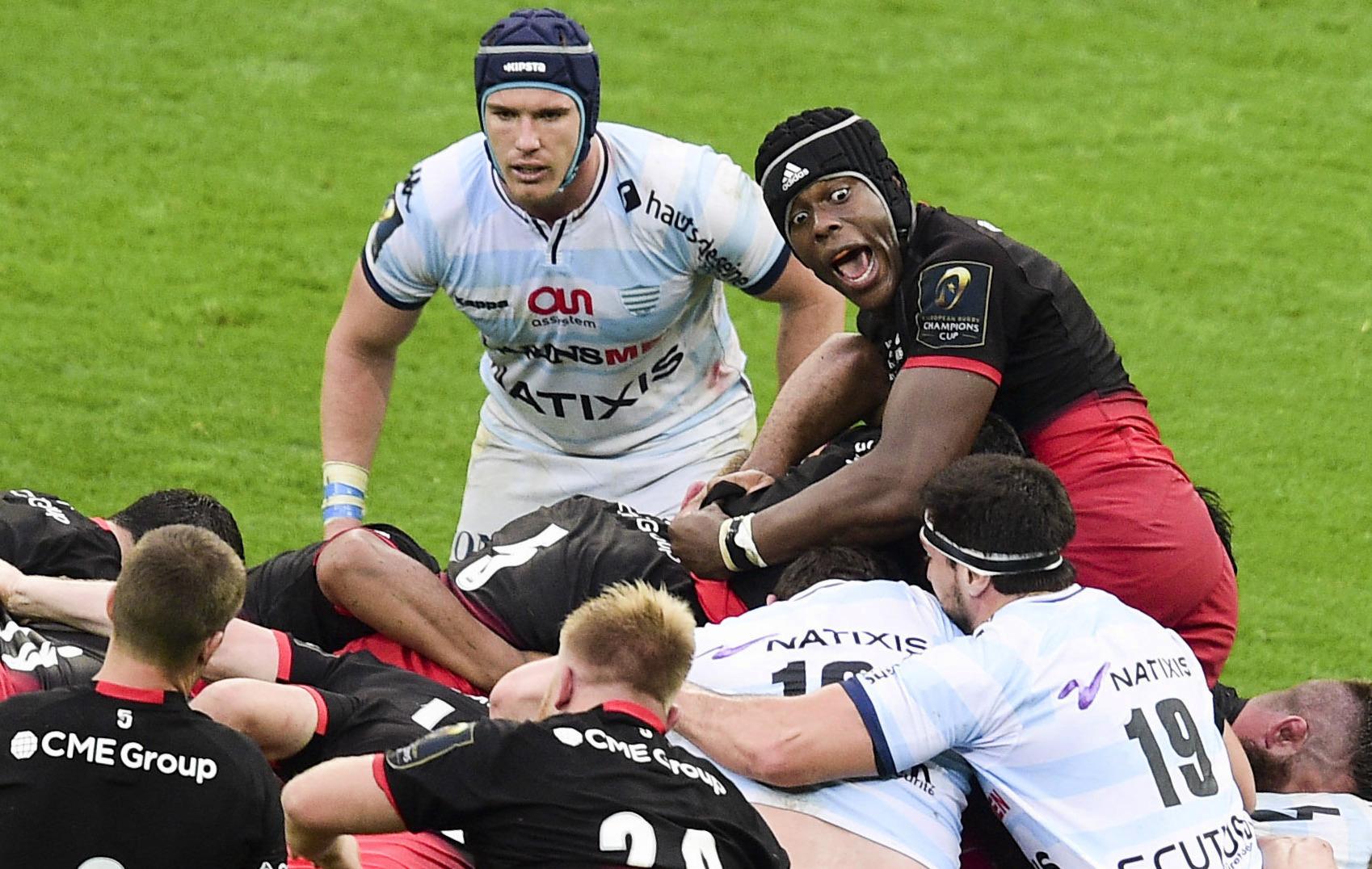 Rugby - Coupes d'Europe - Champions Cup : le Racing pas gâté, Toulouse épargné et du lourd pour Clermont