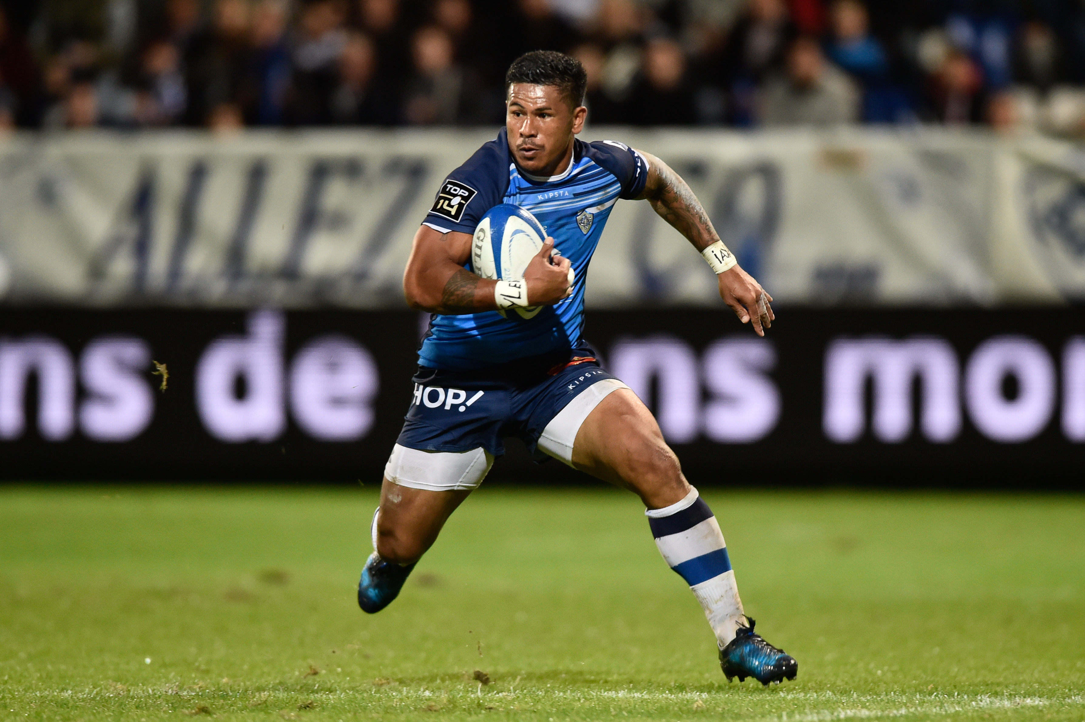 Rugby - Coupes d'Europe - Champions Cup : Leicester-Castres en direct