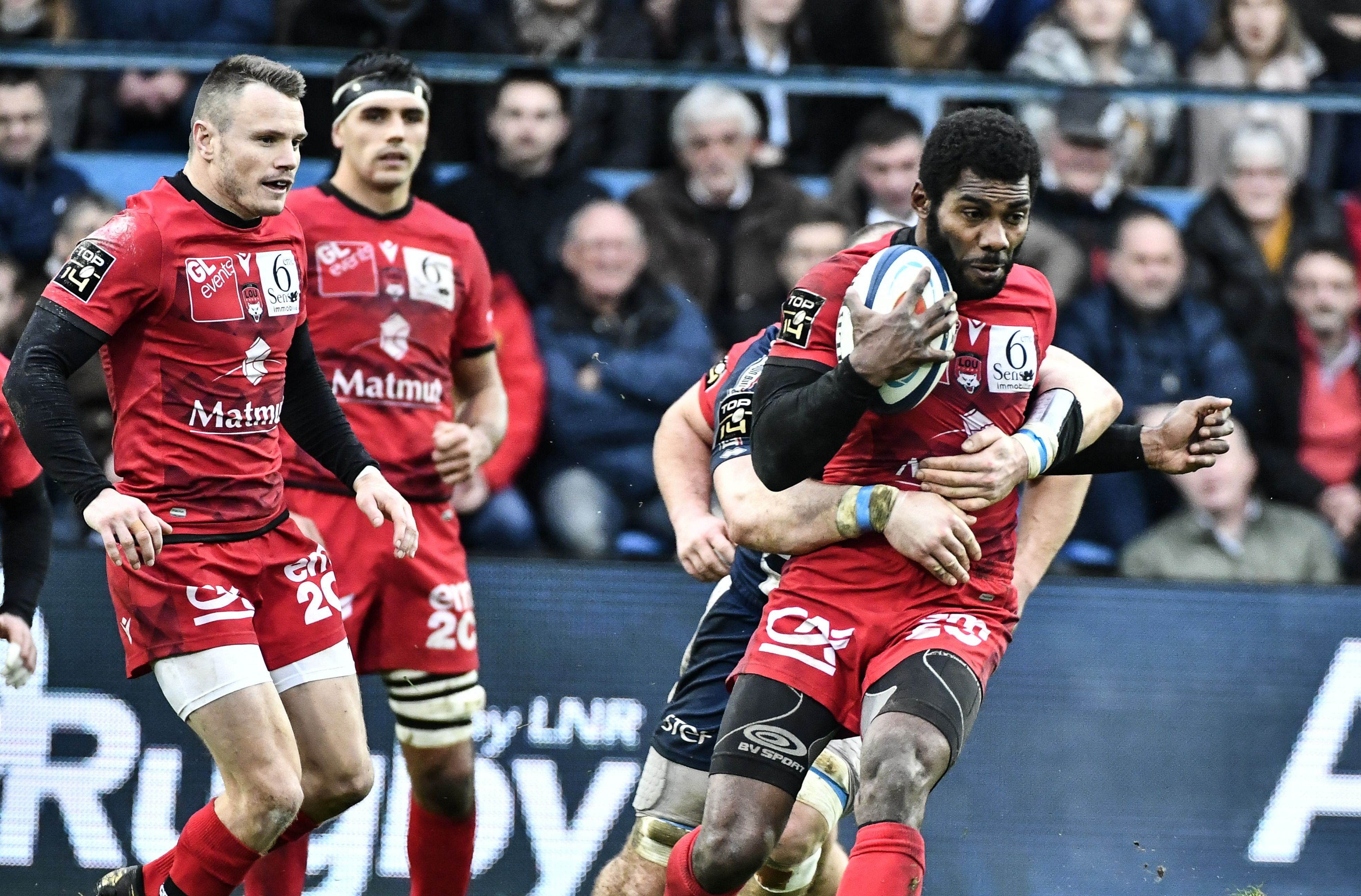 Rugby - Coupes d'Europe - Champions Cup : Leinster-Lyon en direct