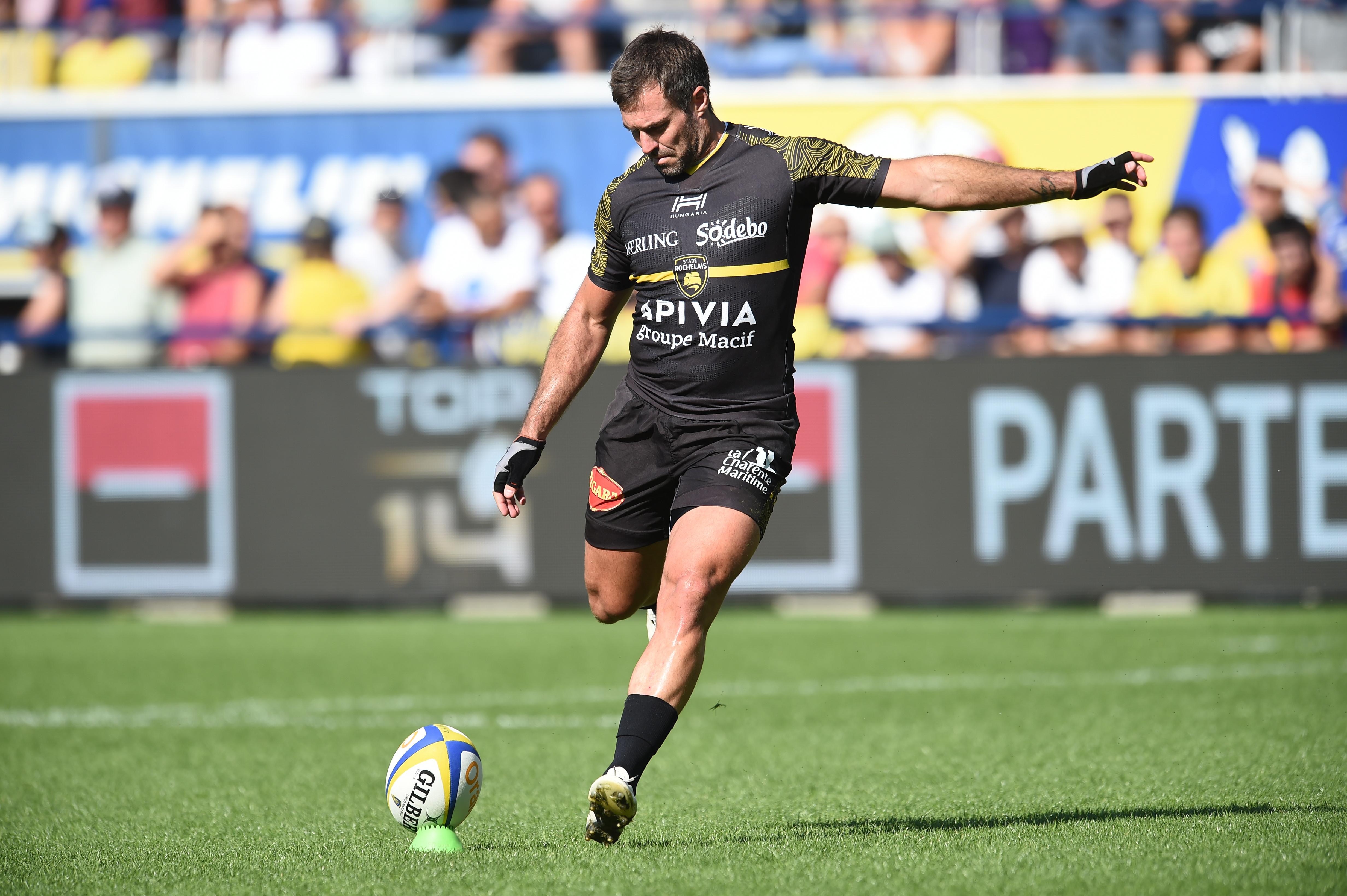 Rugby - Coupes d'Europe - Champions Cup : Sale-La Rochelle en direct