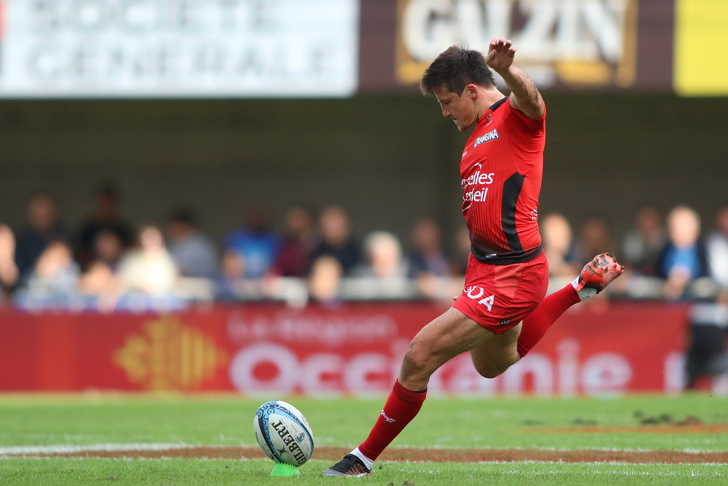 Rugby - Coupes d'Europe - Champions Cup : Trévise-Toulon en direct