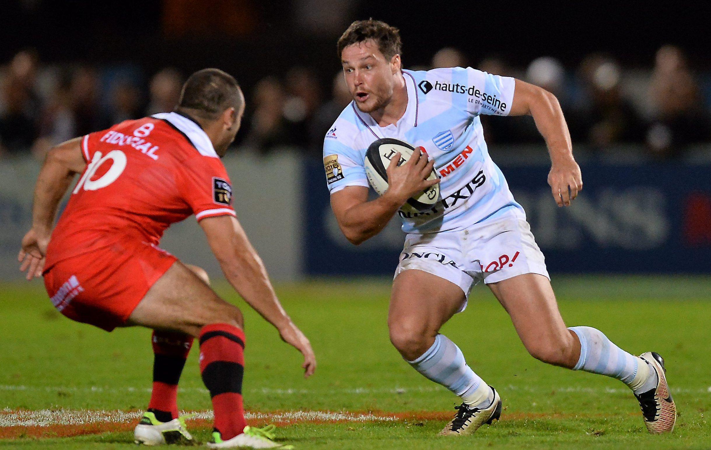 Rugby - Coupes d'Europe - Chavancy : «Gagner la Champions Cup est un objectif assumé»