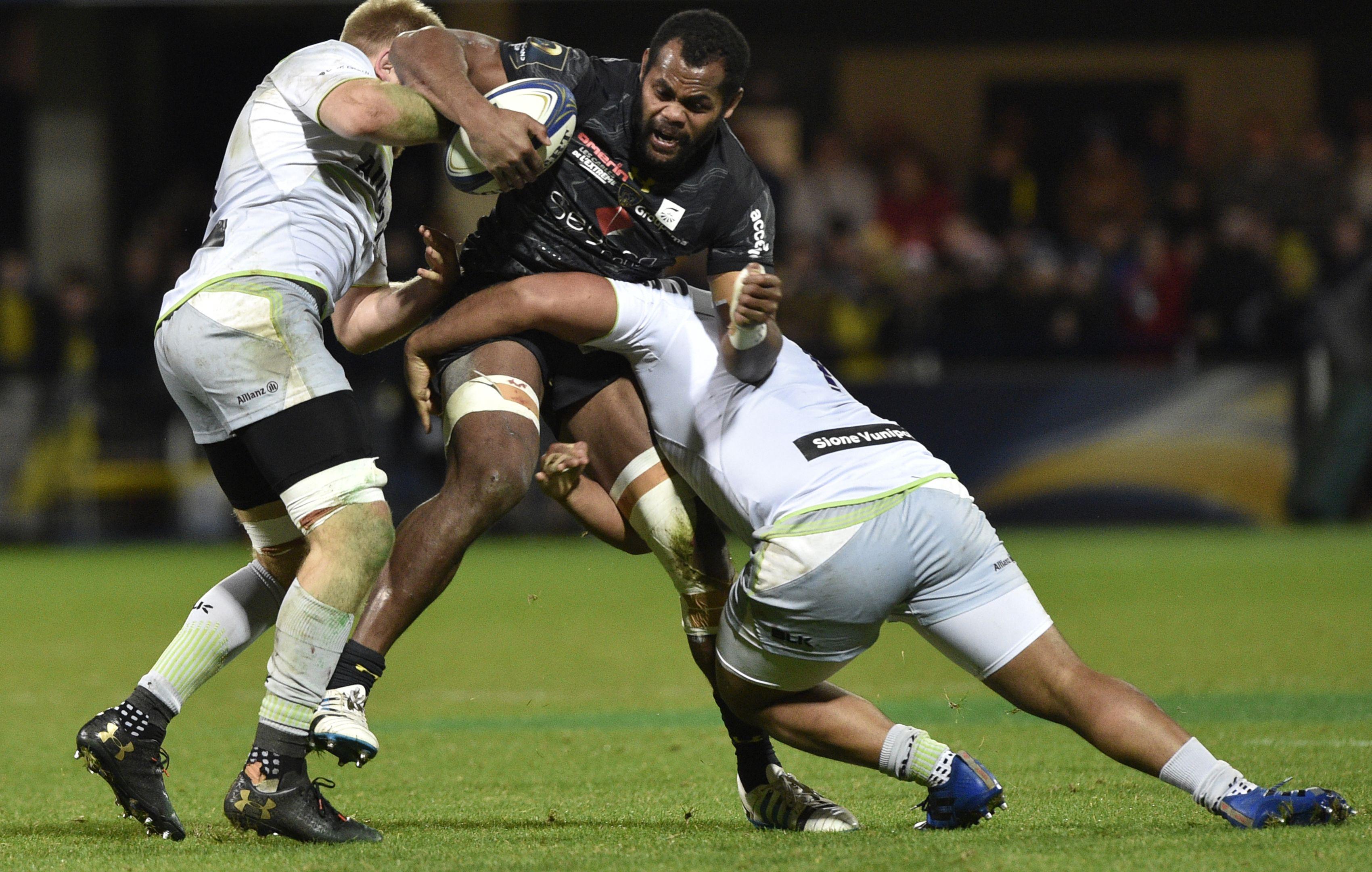 Rugby - Coupes d'Europe - Comment Clermont a su avancer malgré les vents contraires