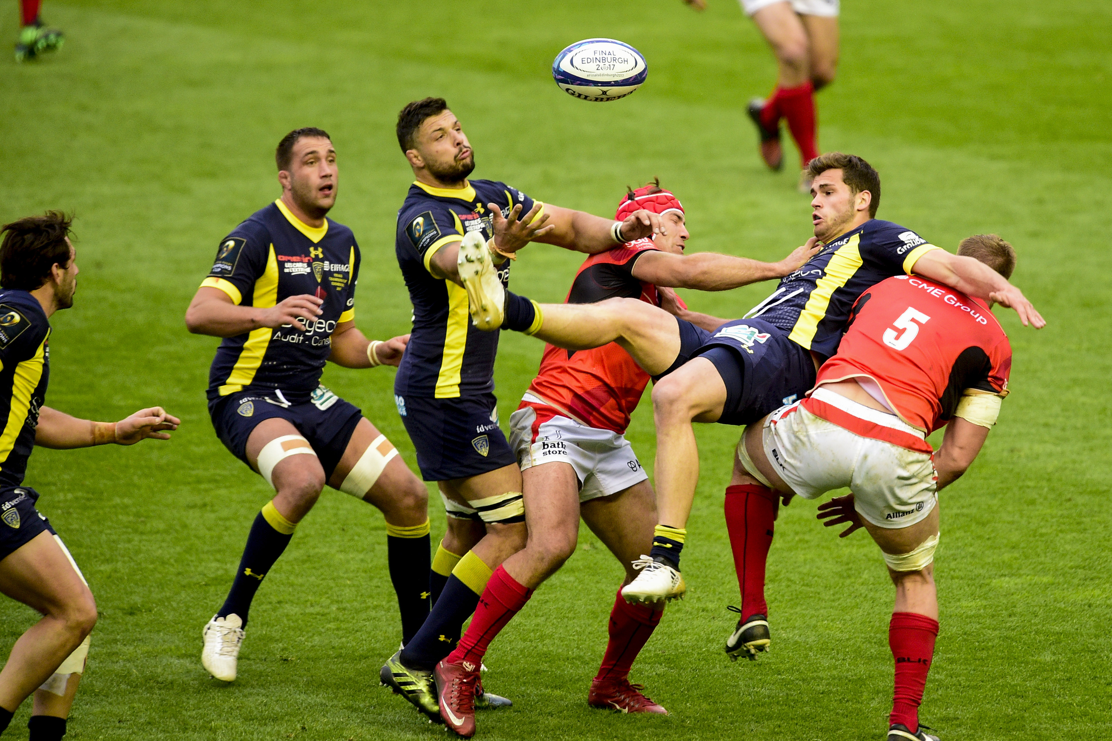 Coupe d europe clermont retrouvera les saracens d s la - Poule coupe d europe rugby ...