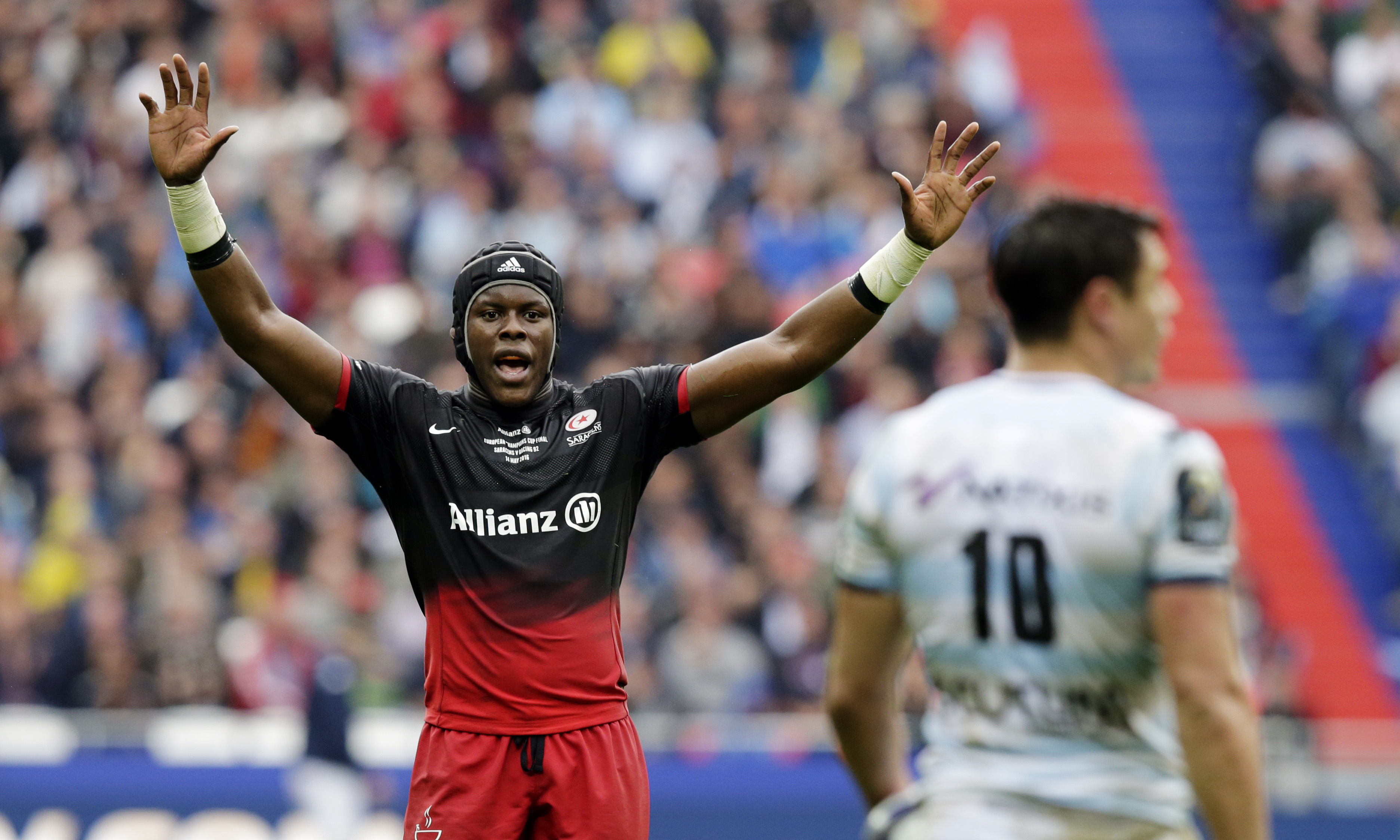 Rugby - Coupes d'Europe - Coupe d'Europe : l'Angleterre bombe le torse