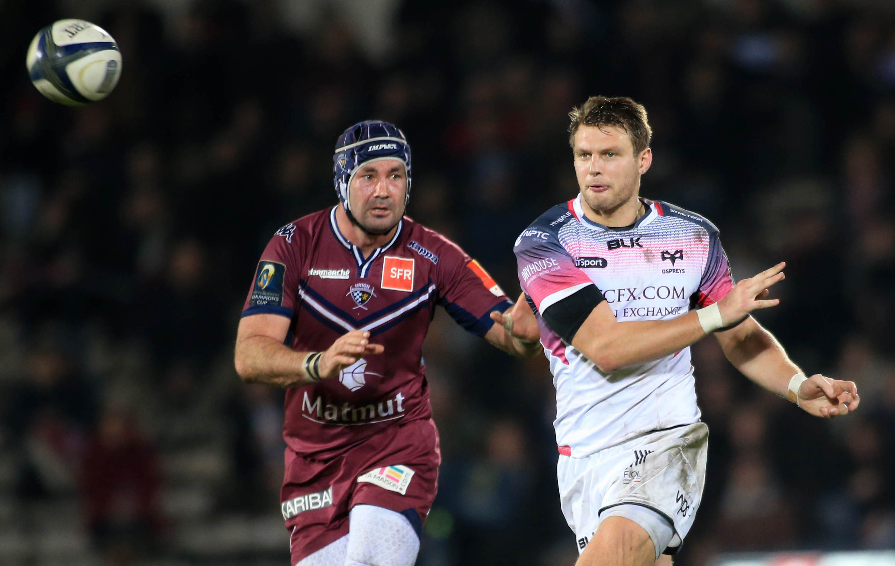 Rugby - Coupes d'Europe - Dan Biggar, le tube gallois continue