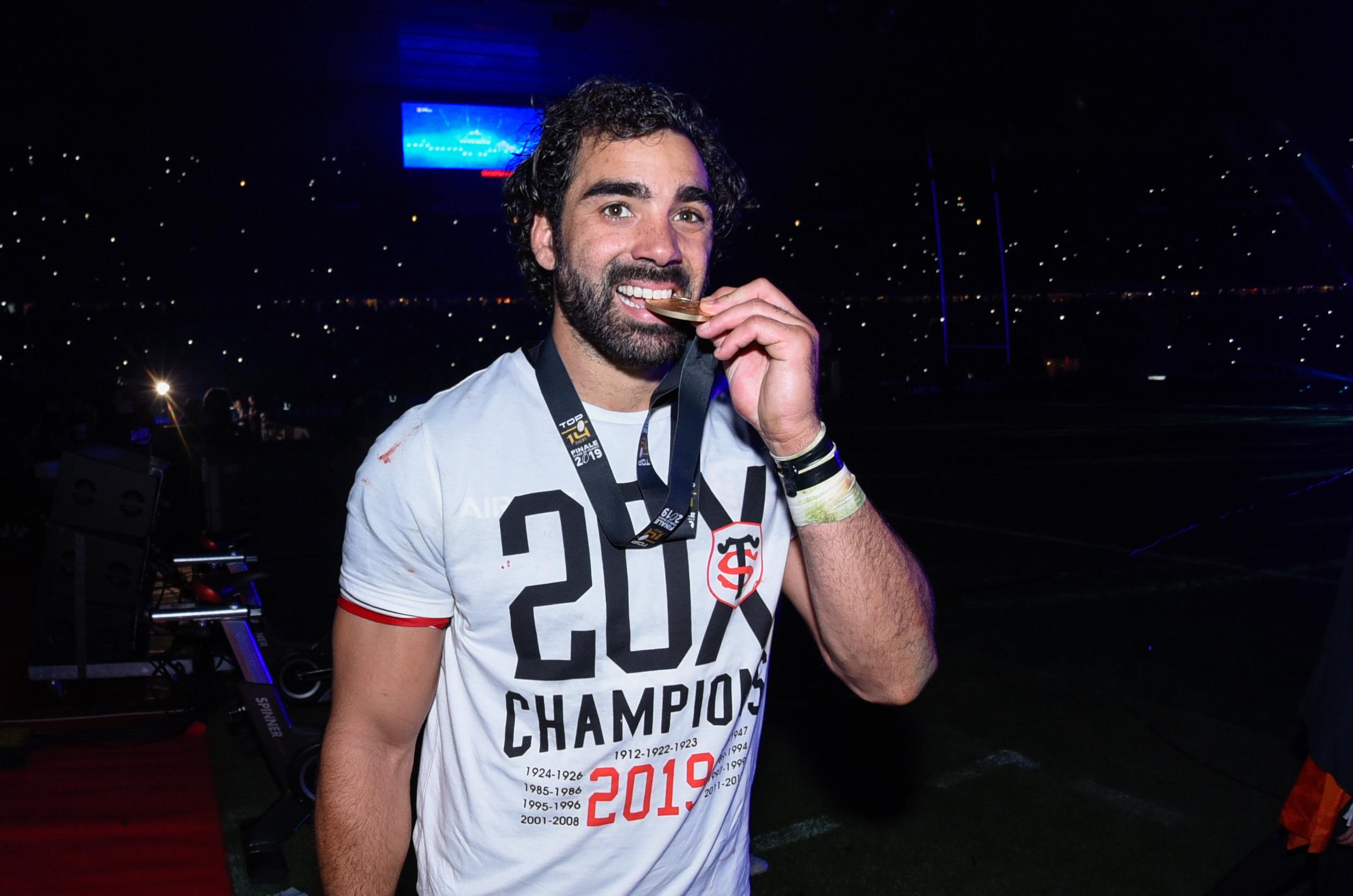 Rugby - Coupes d'Europe - Huget au Figaro : «Si je suis bon et apte, je postulerai pour le Tournoi»