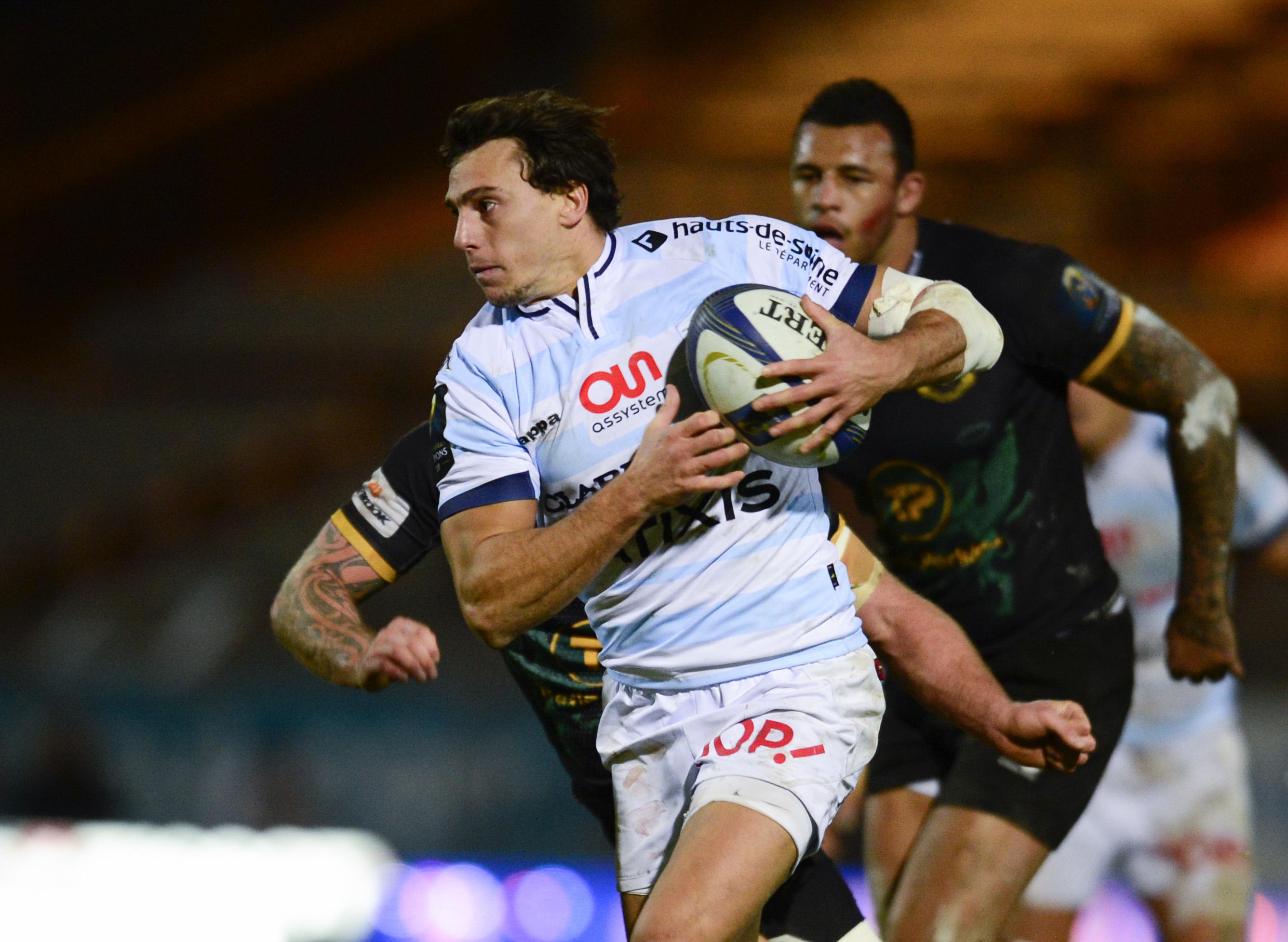 Rugby - Coupes d'Europe - Imhoff : «On nous demande de prendre plus de risques»