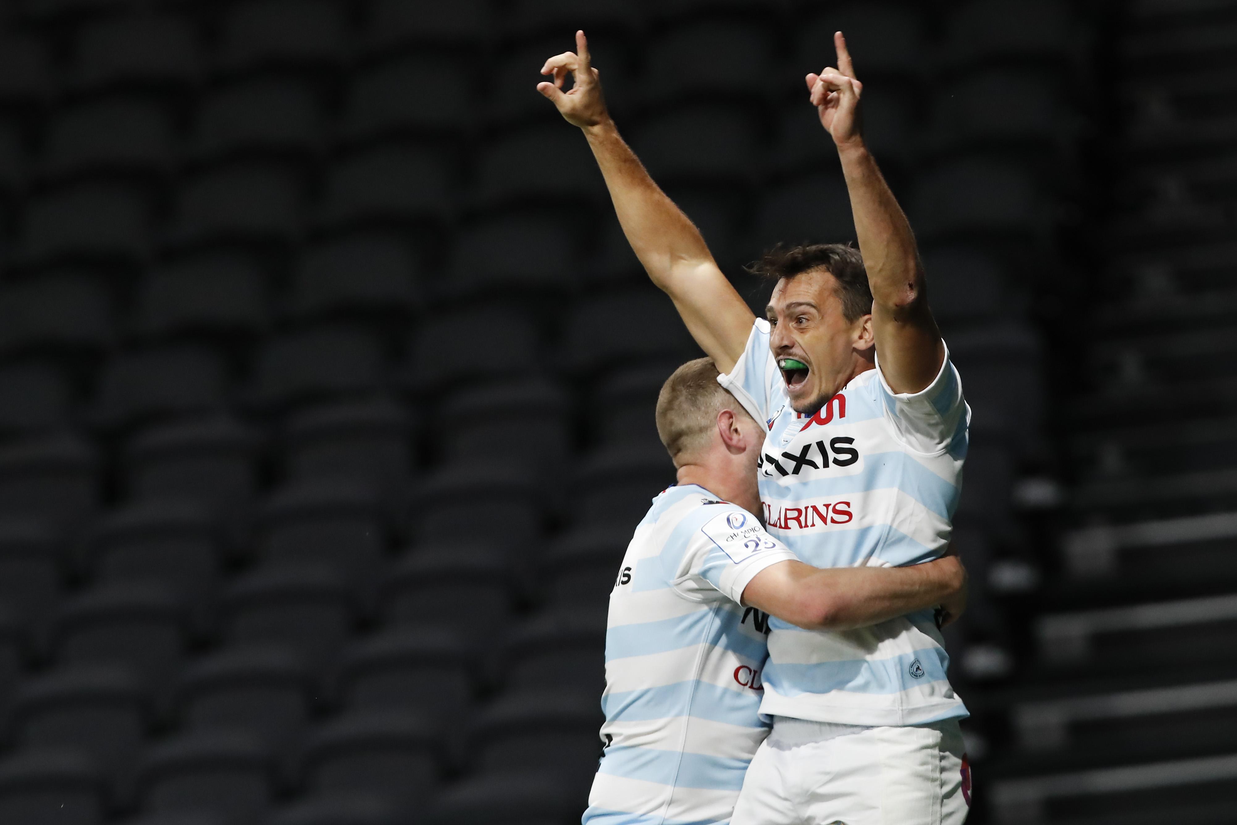 Rugby - Coupes d'Europe - Imhoff: «On s'est dit qu'on la voulait vraiment cette étoile»