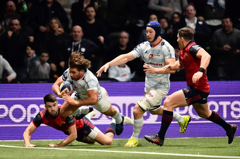 Le racing reste en vie en coupe d europe coupes d 39 europe rugby - Resultat rugby coupe europe ...