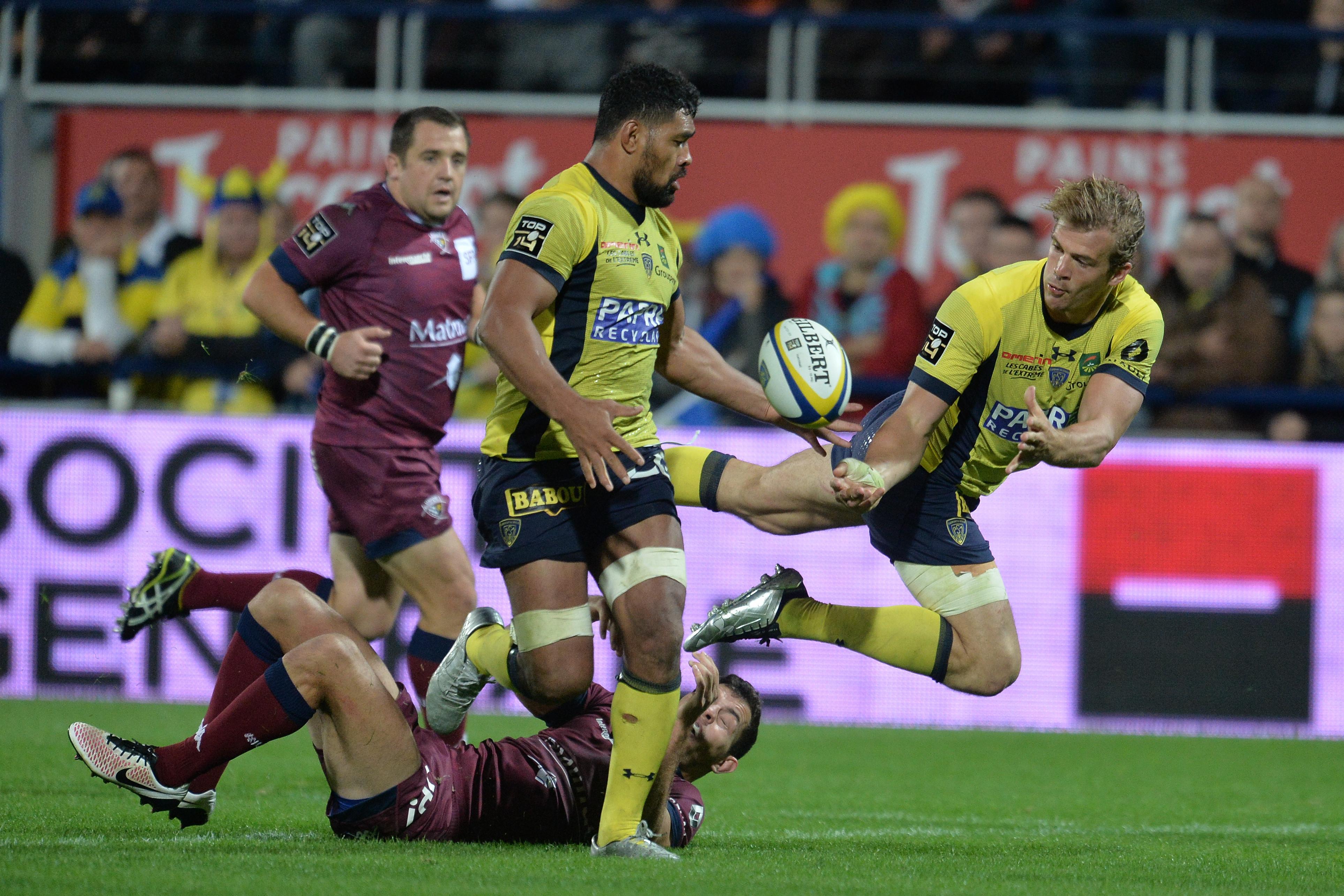 Rugby - Coupes d'Europe - Le Racing, Toulon et Clermont en porte-drapeaux français